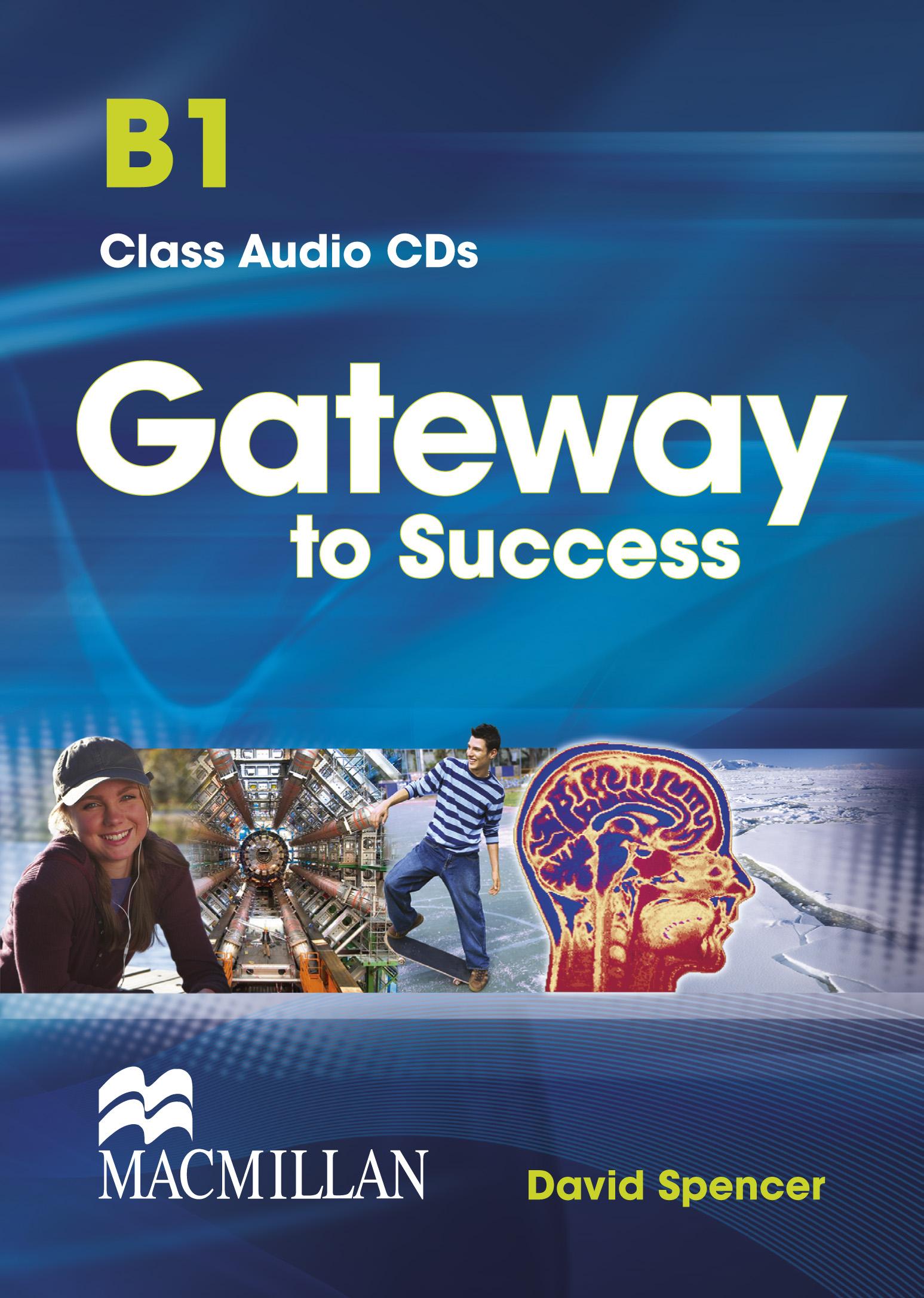 Gateway to Success B1 Class Audio CD