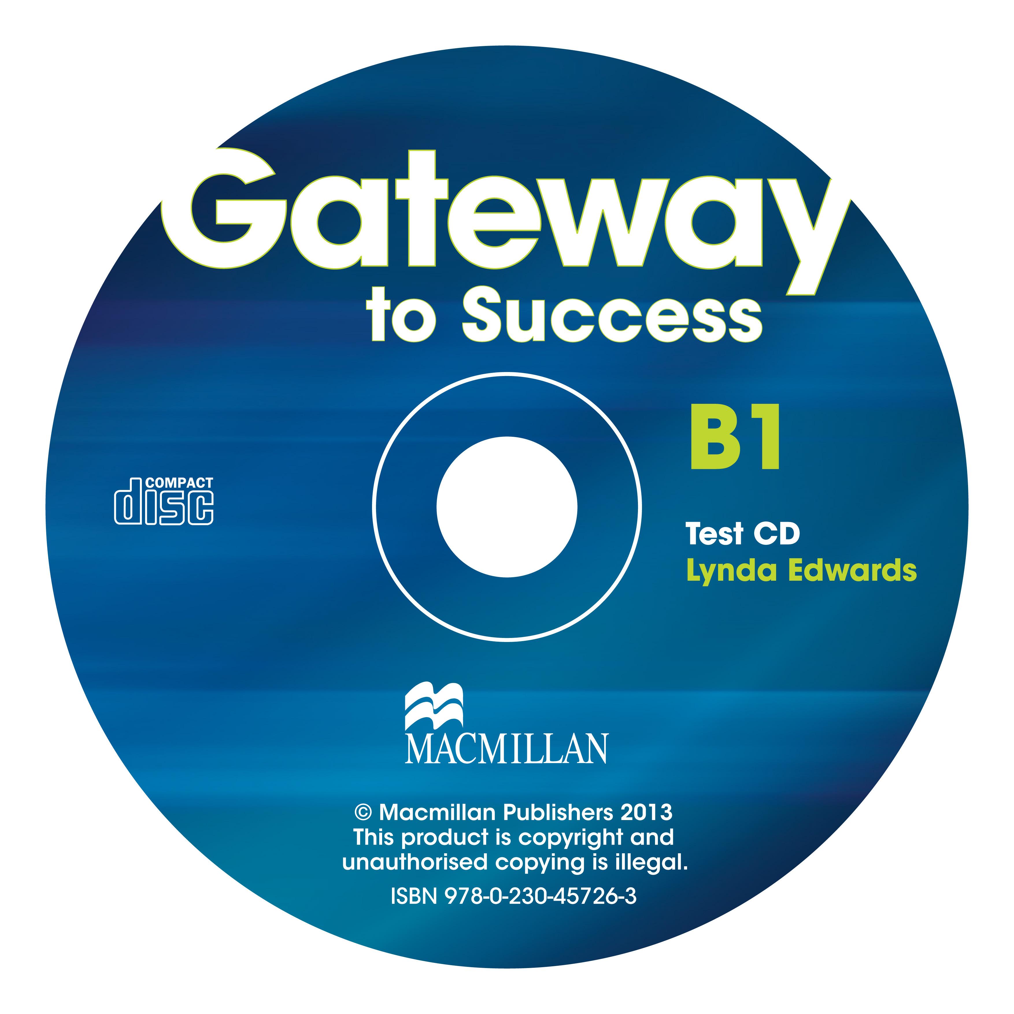 Gateway to Success B1 Teacher