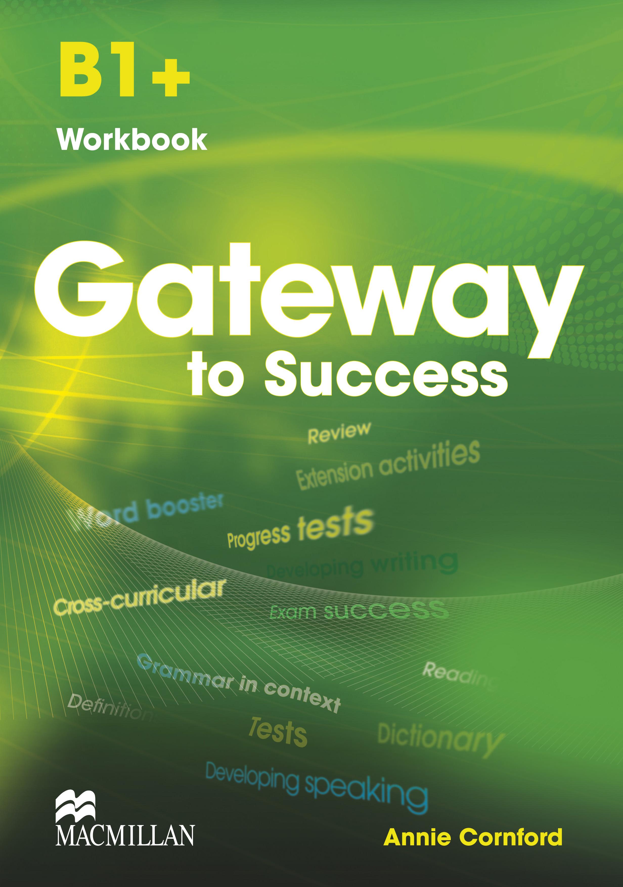 Gateway to Success B1+ Workbook