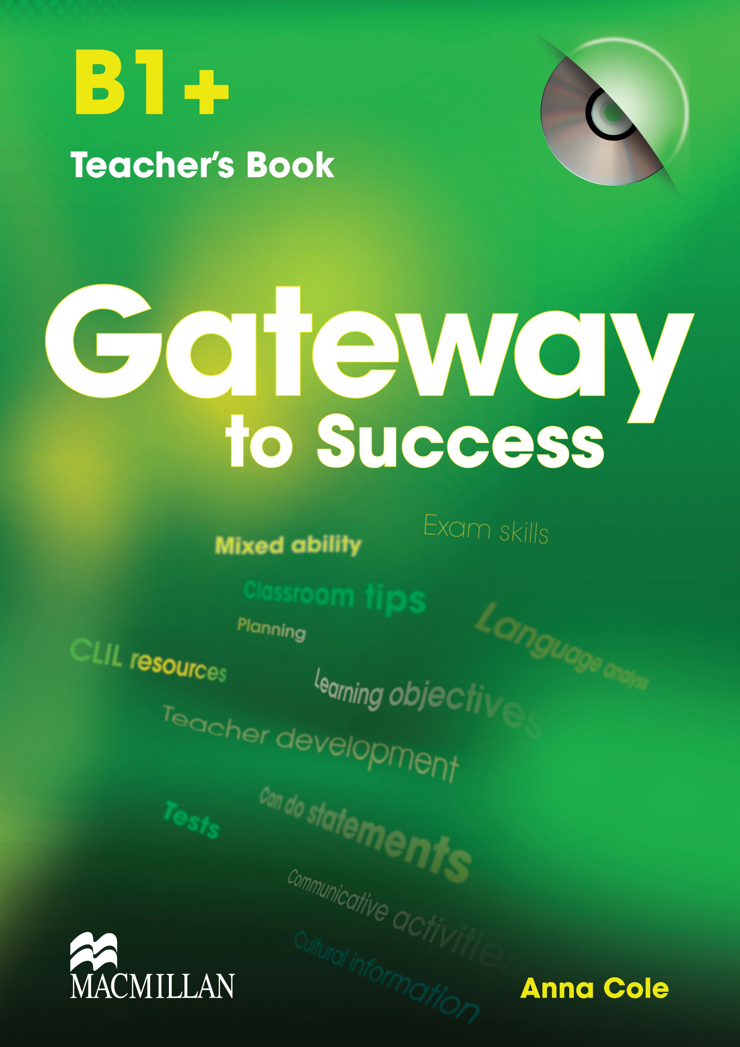 Gateway to Success B1+ Teacher