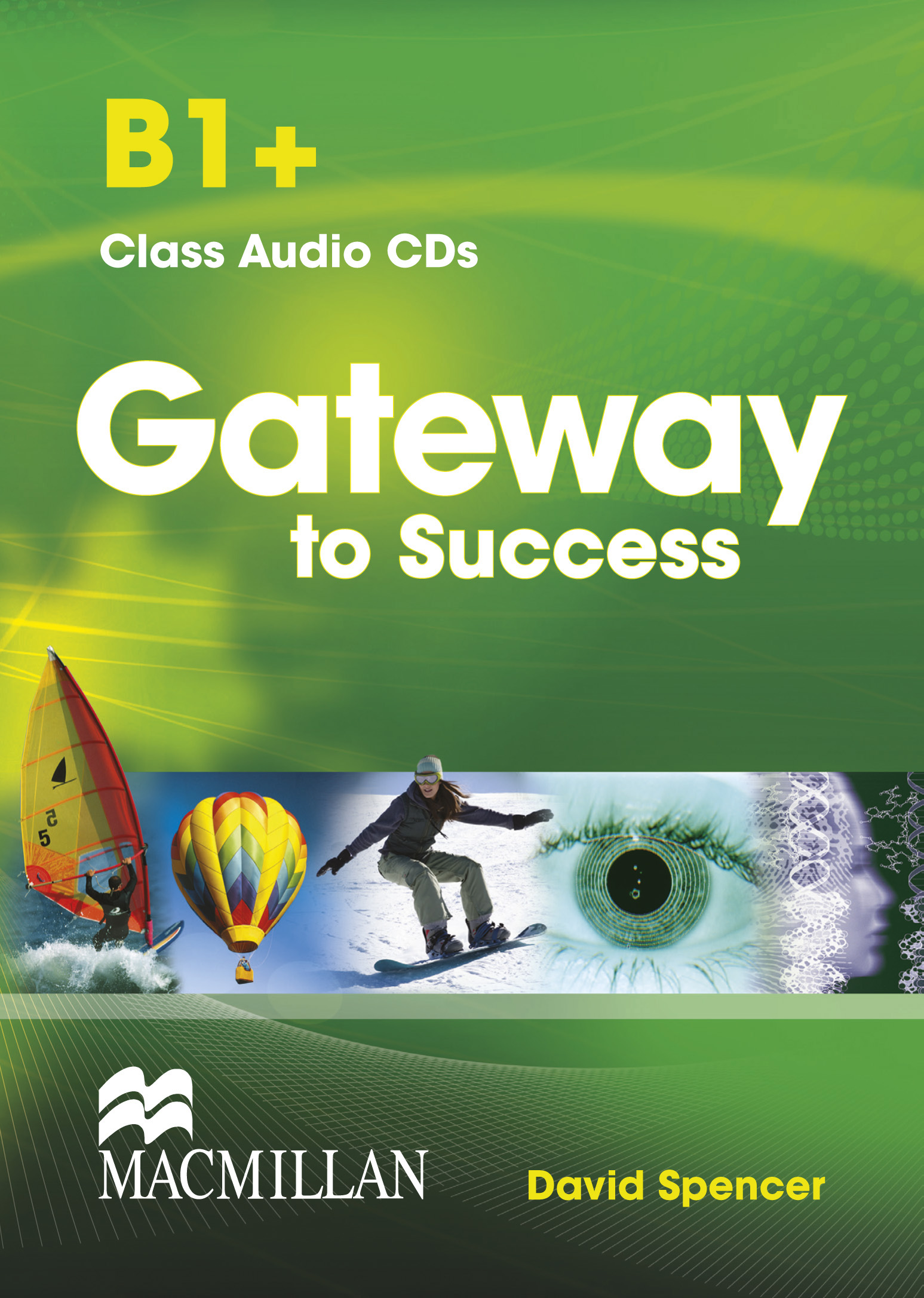Gateway to Success B1+ Class Audio CD
