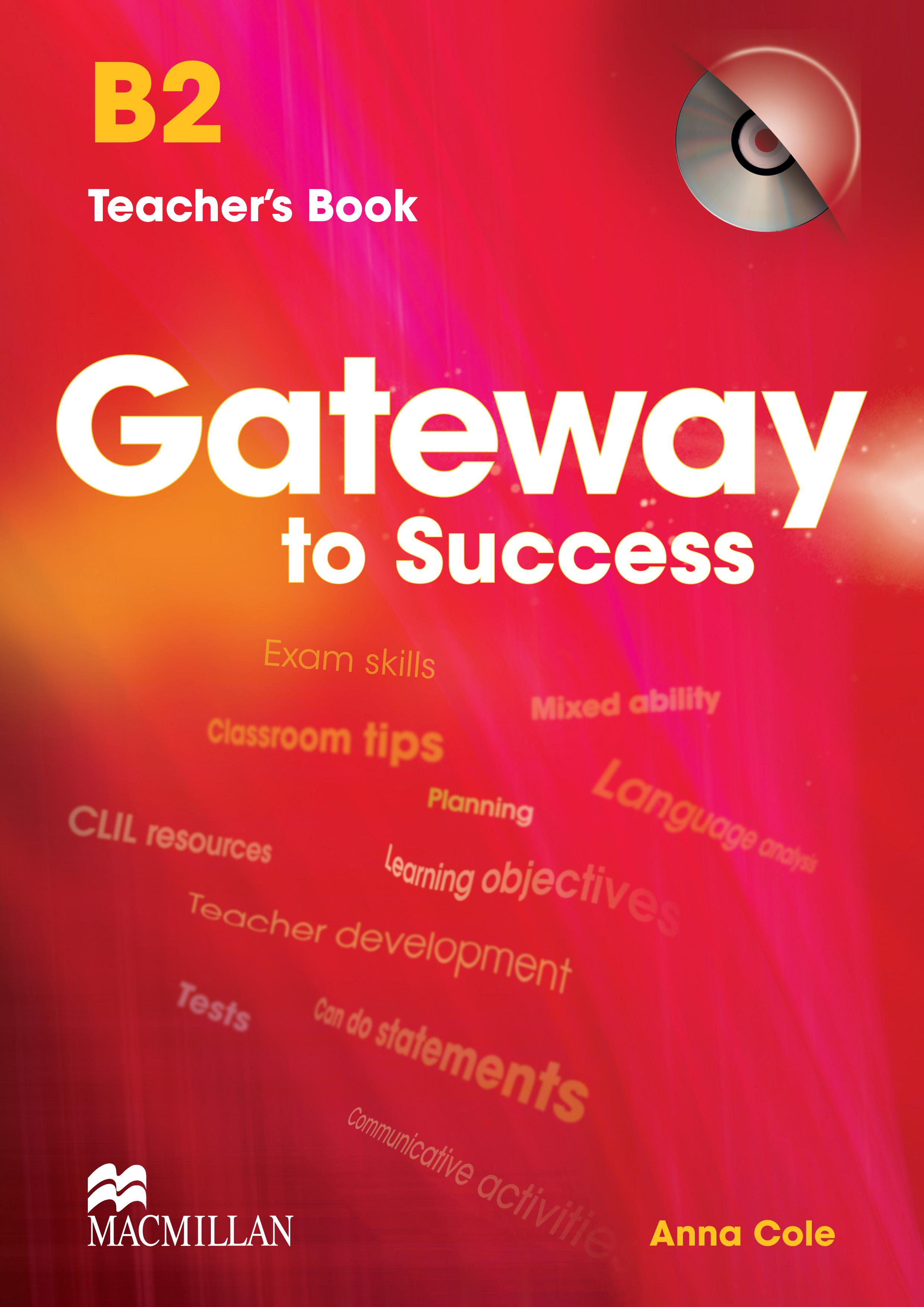 Gateway to Success B2 Teacher