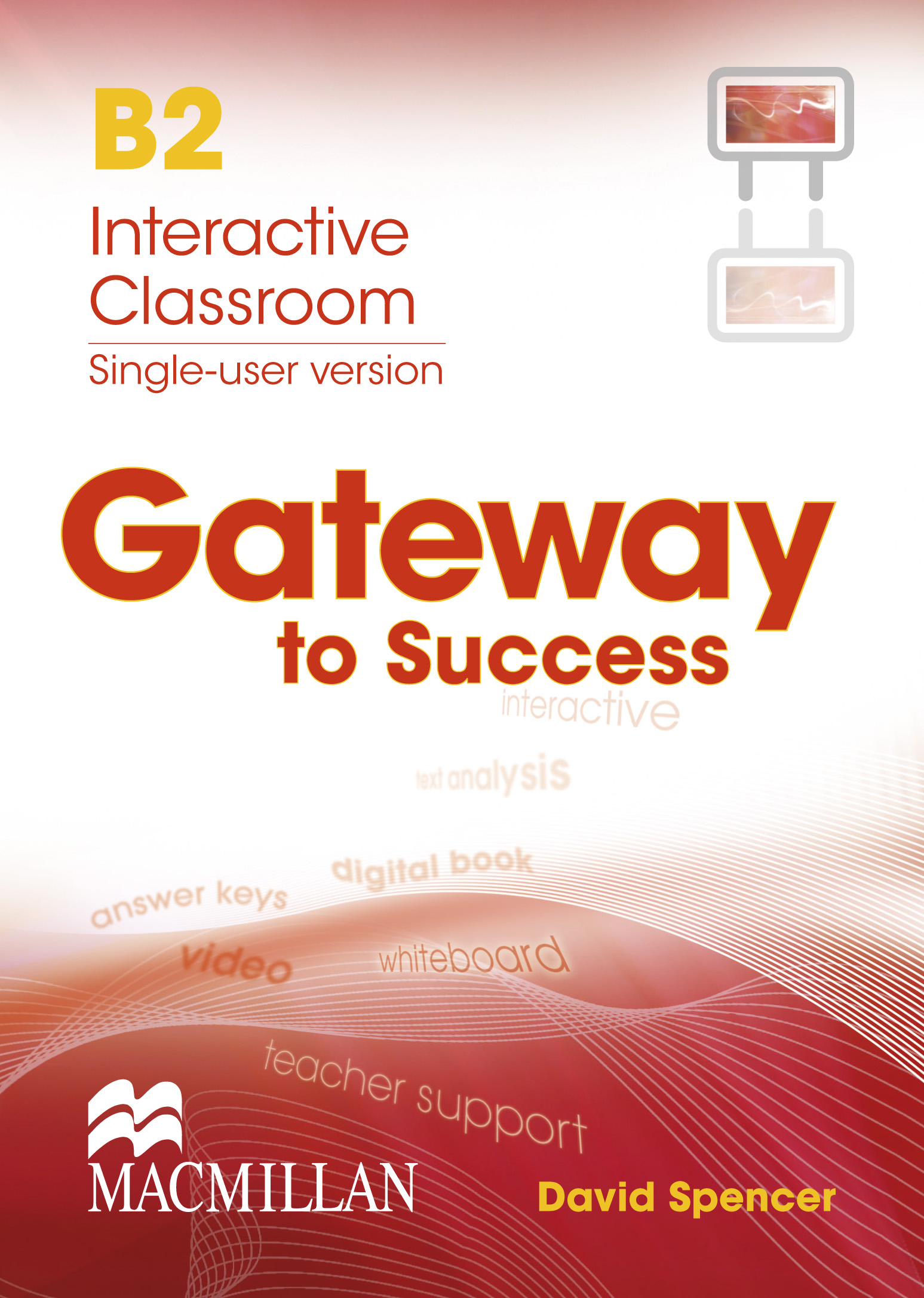 Gateway to Success B2 IWB DVD-ROM (Single User)