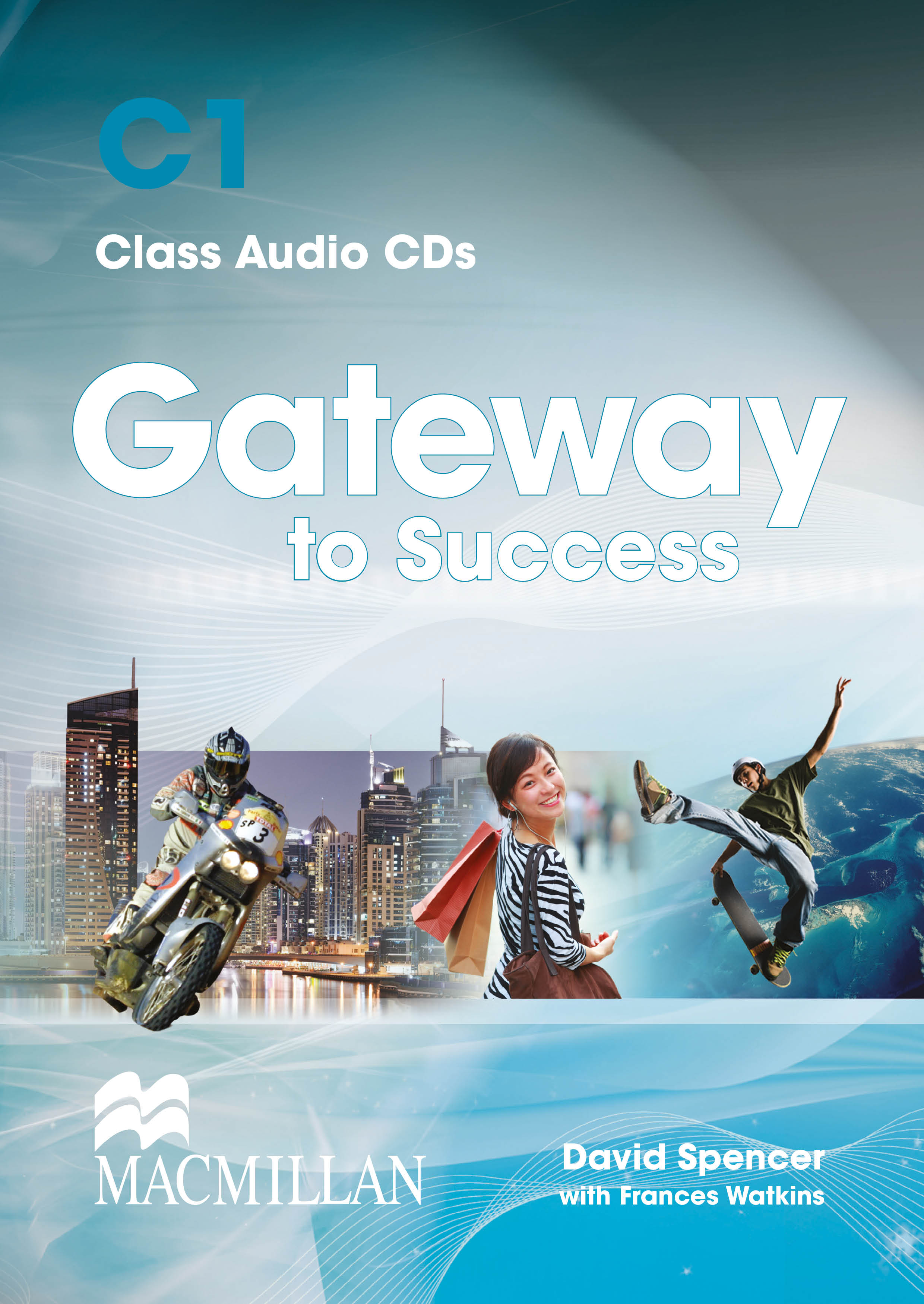 Gateway to Success B2+ Class Audio CD