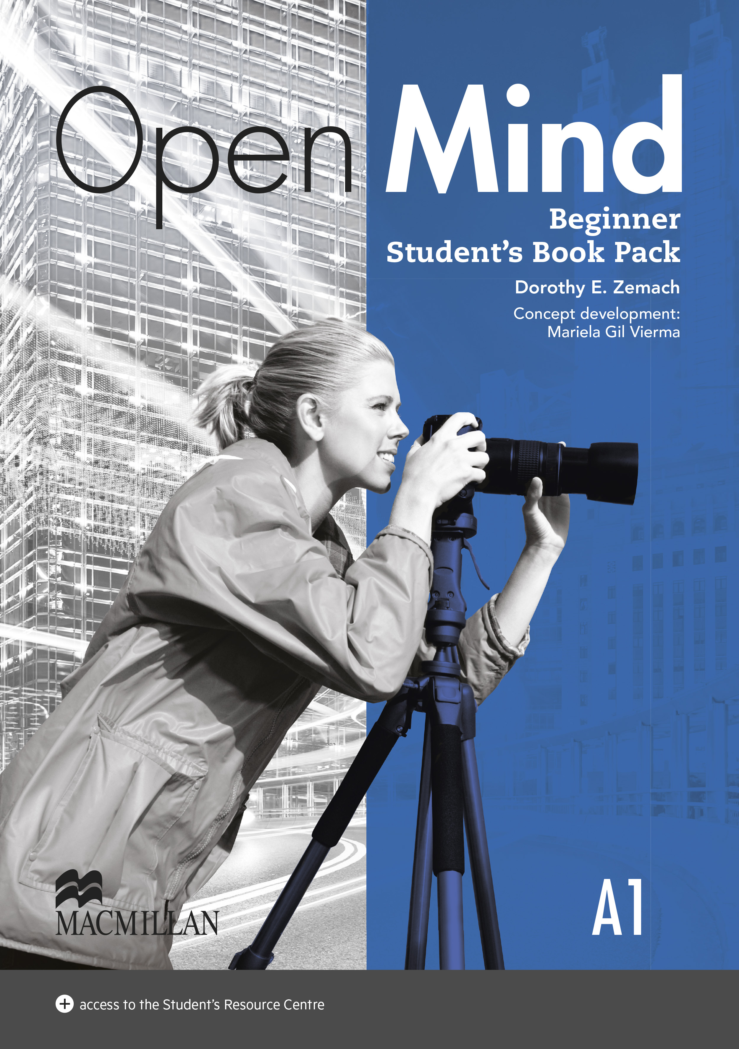 Open Mind Beginner Student