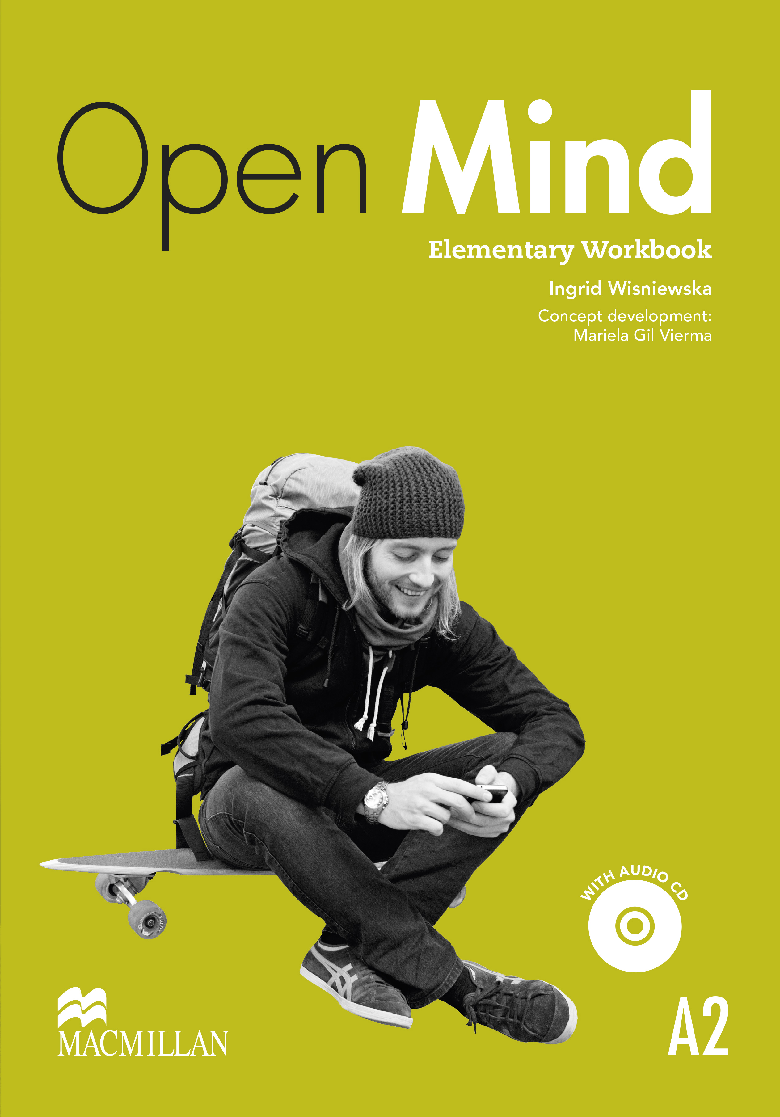 Open Mind Elementary Workbook with CD (without Key)