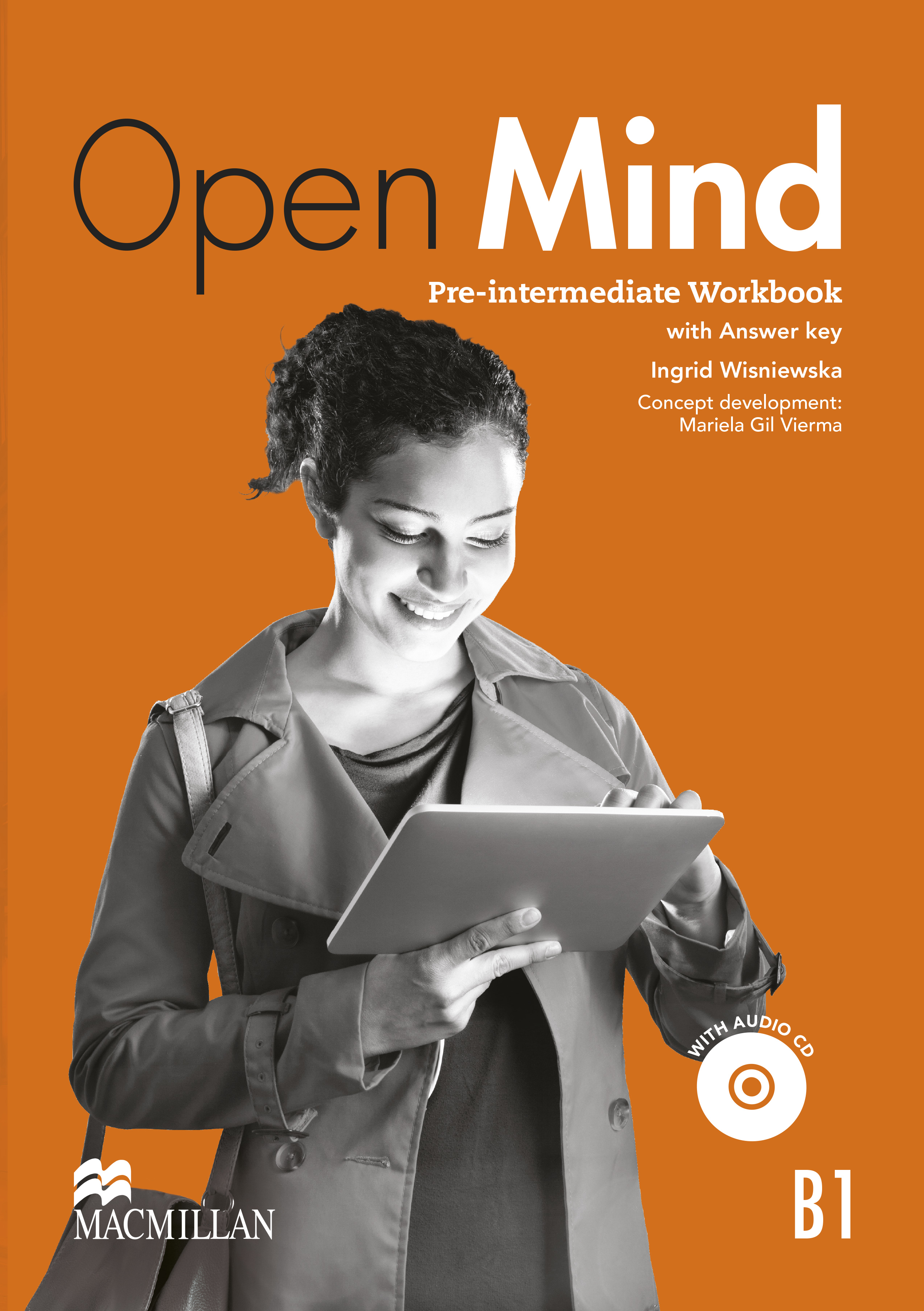 Open Mind Pre-intermediate Workbook with CD and Key