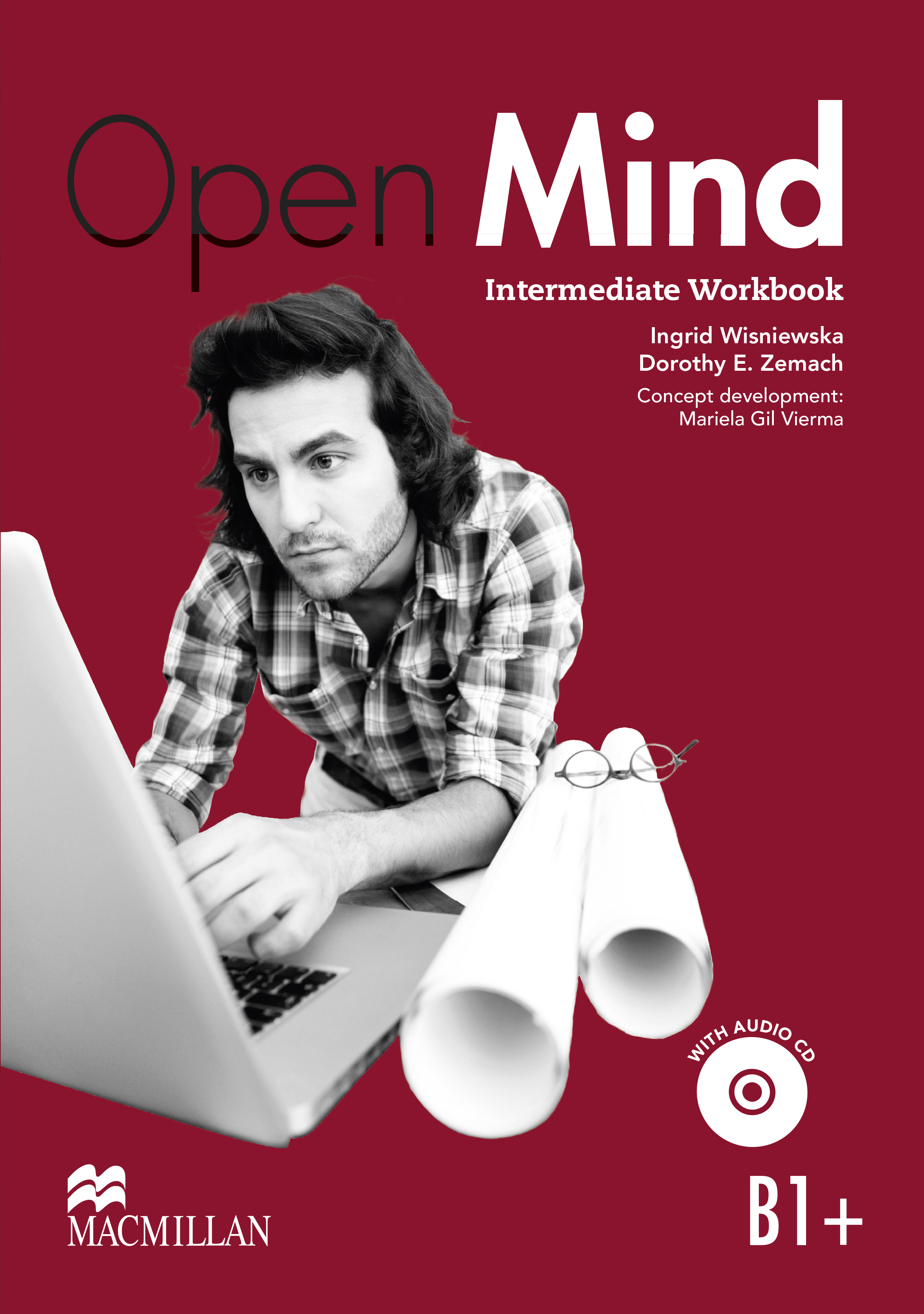 Open Mind Intermediate Workbook with CD (without Key)