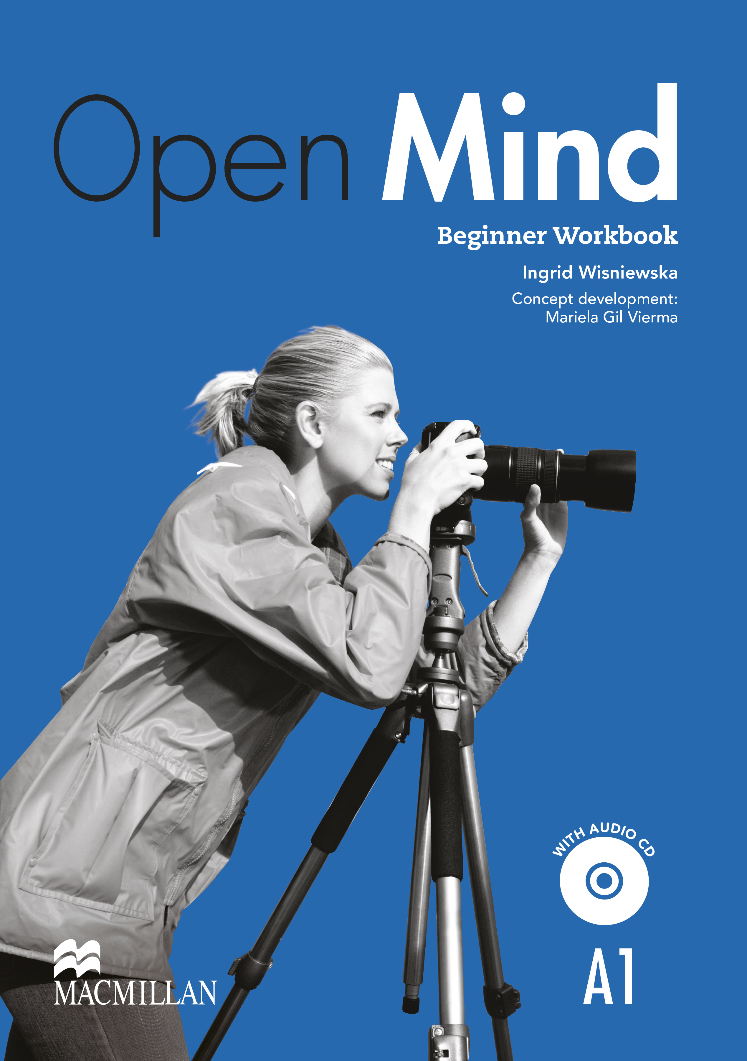 Open Mind Beginner Workbook with CD (without Key)