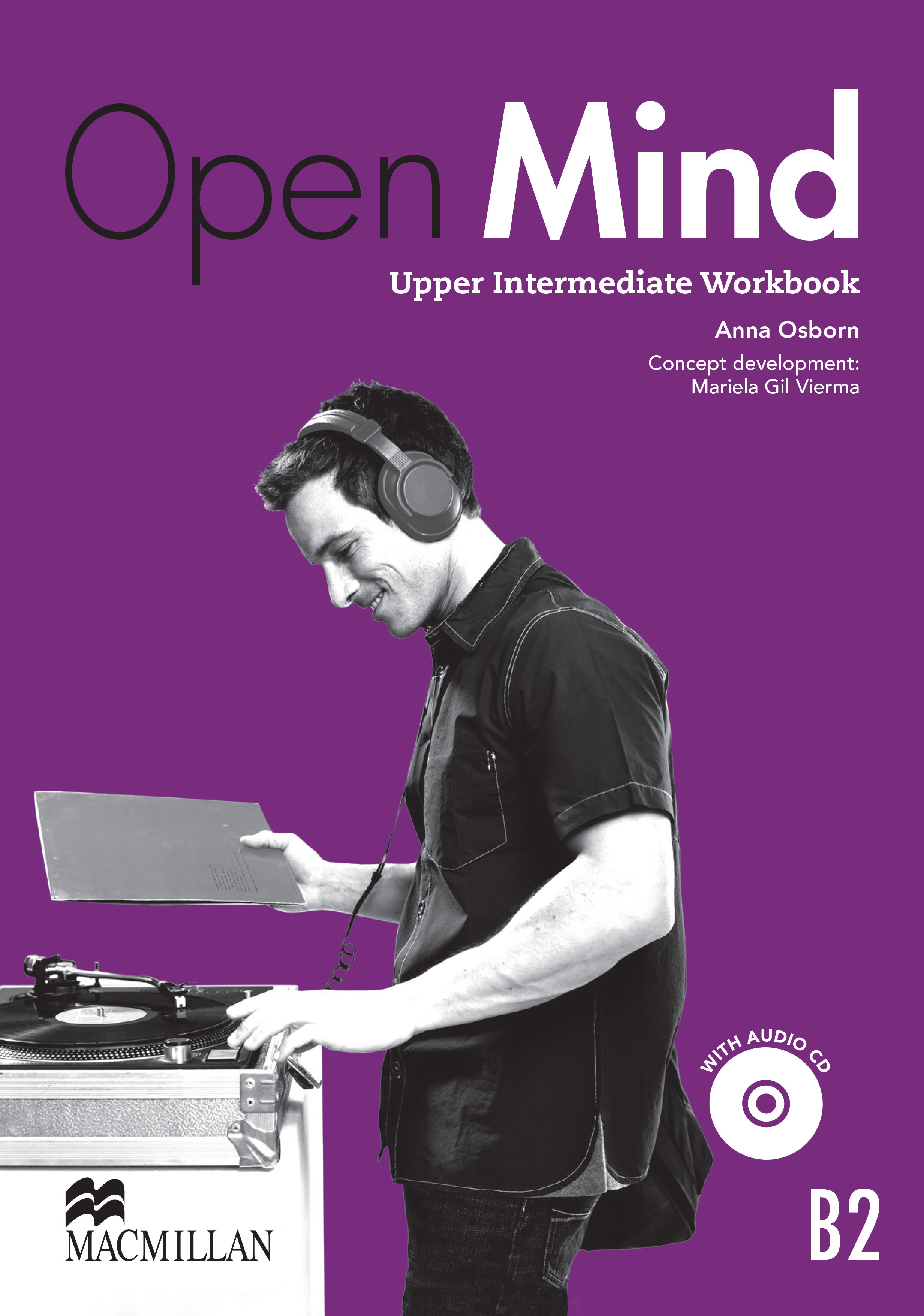 Open Mind Upper Intermediate Workbook and CD Pack without Key