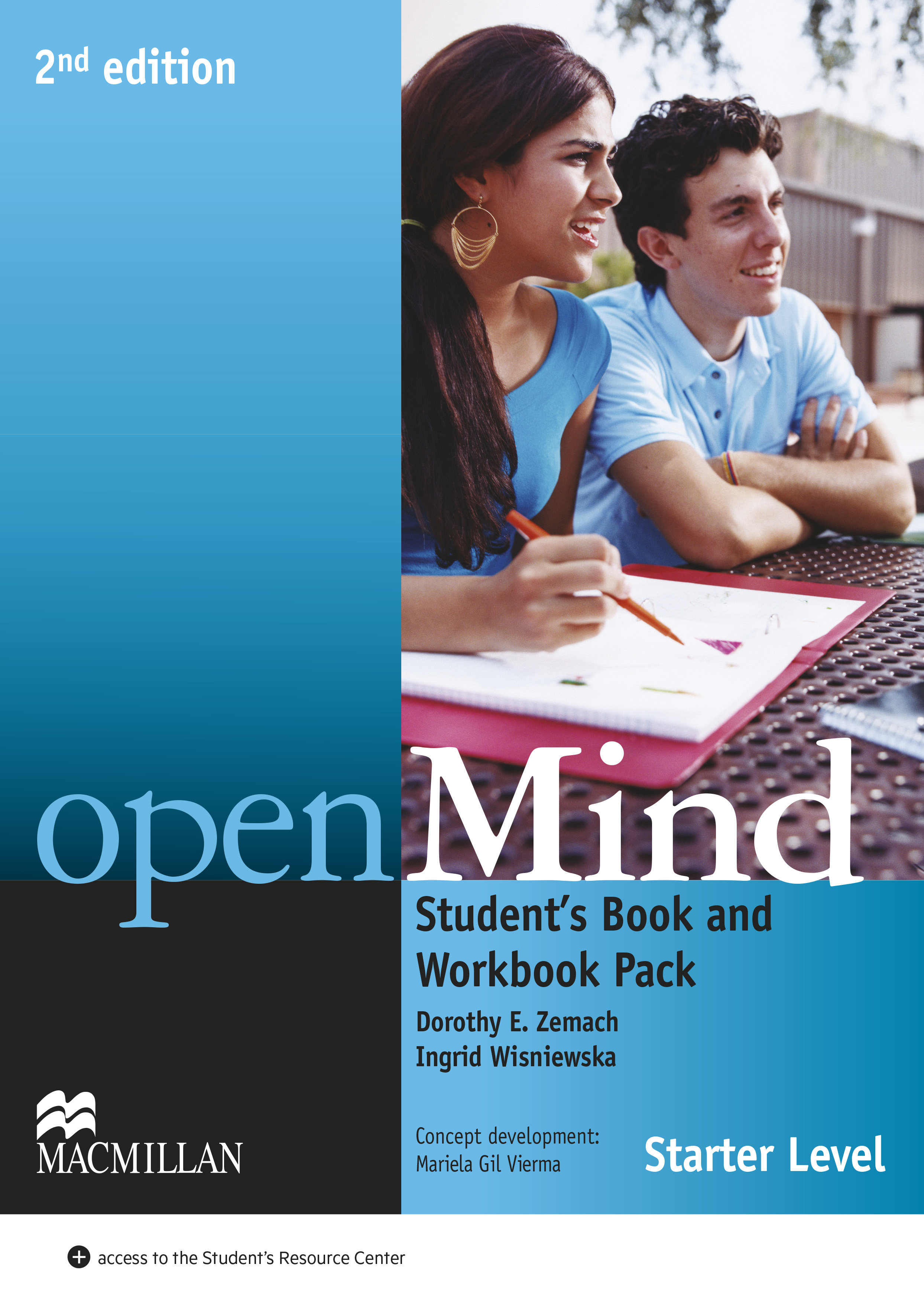 openMind 2nd Edition Starter Level Student