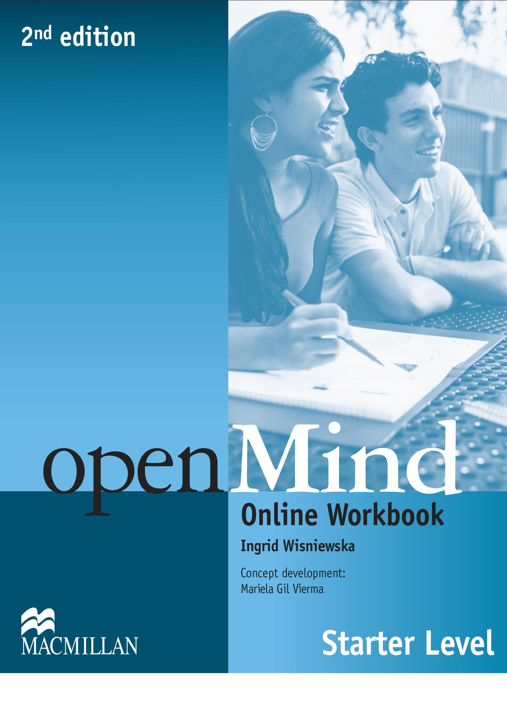 openMind 2nd Edition Starter Level Online Workbook