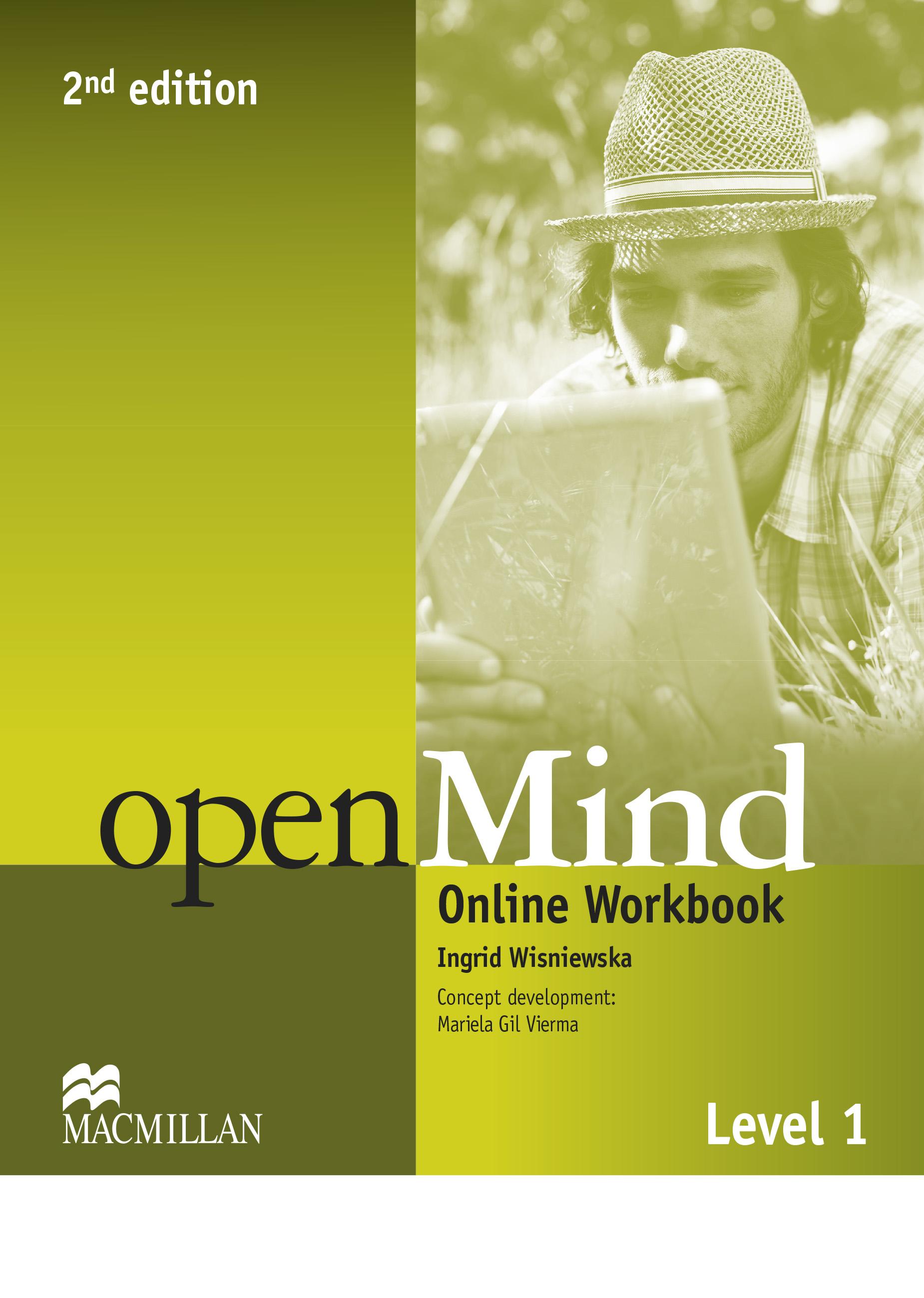 openMind 2nd Edition Level 1 Online Workbook