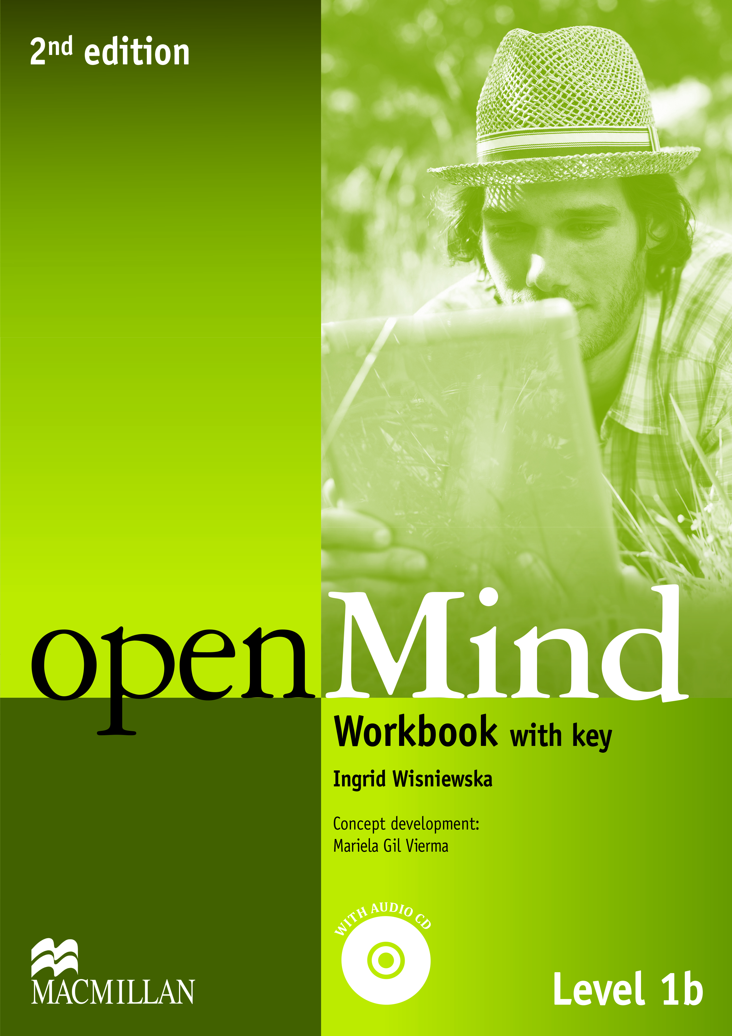 openMind 2nd Edition Level 1B Workbook with CD and Key