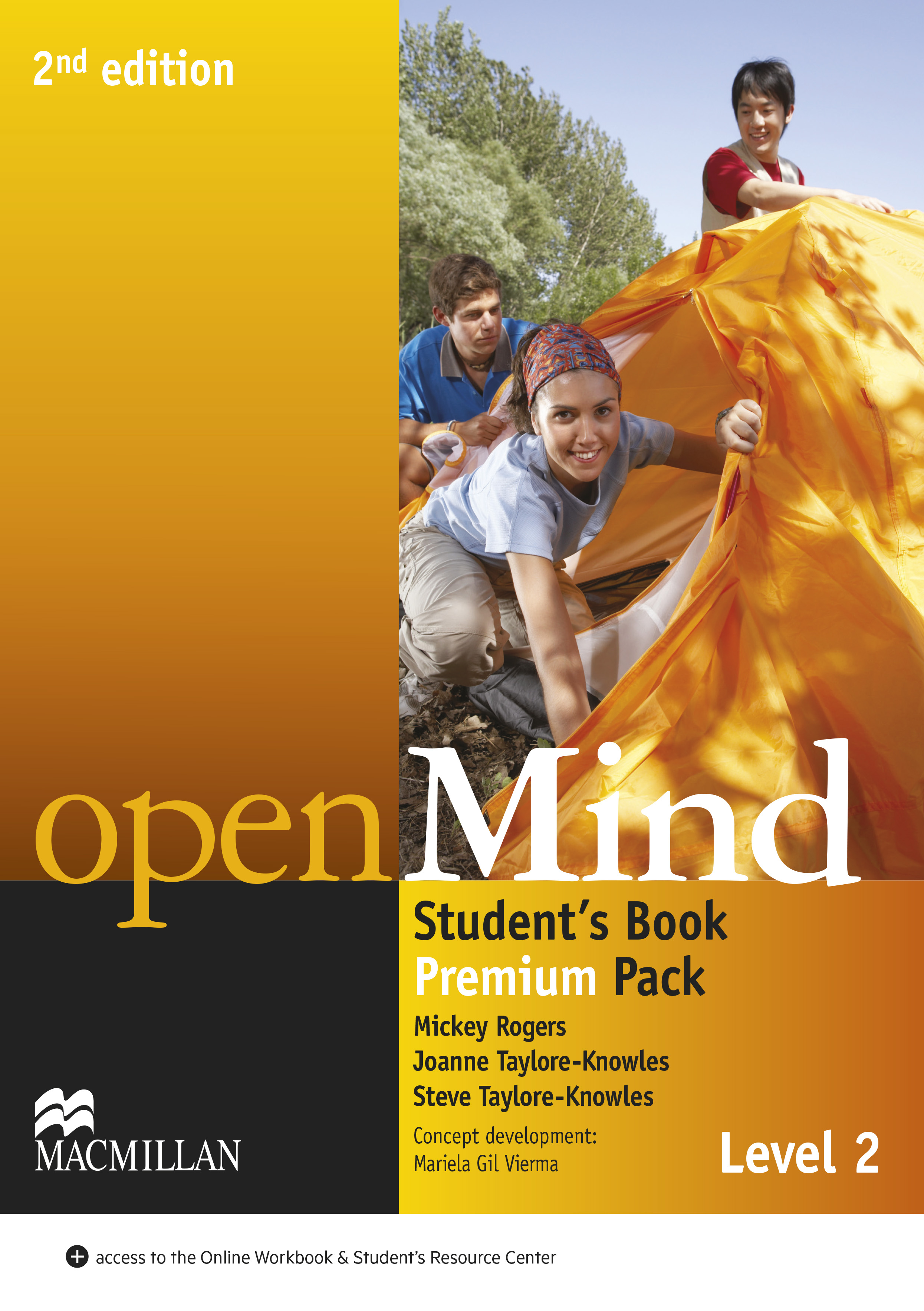 openMind 2nd Edition Level 2 Student