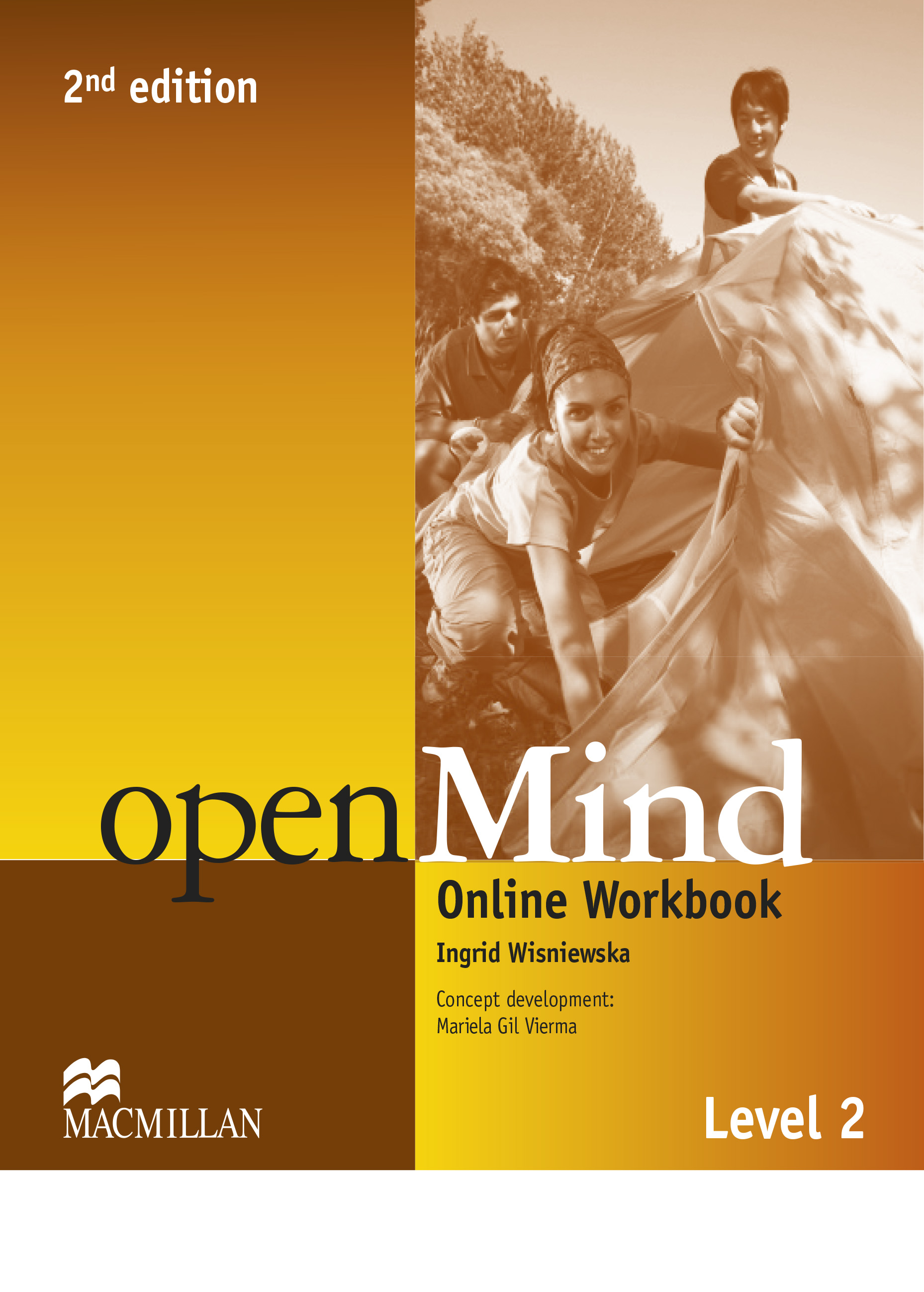openMind 2nd Edition Level 2 Online Workbook