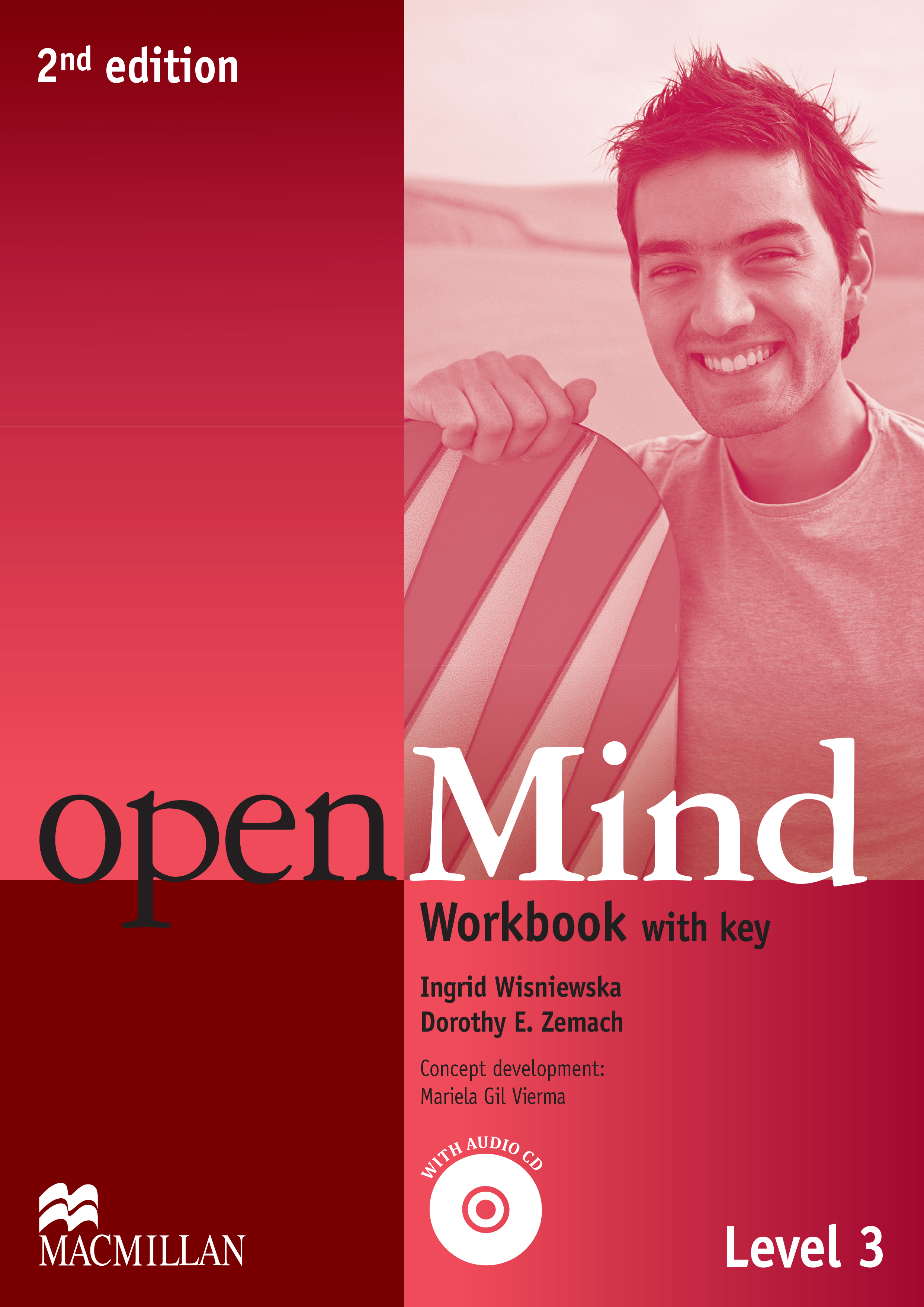 openMind 2nd Edition Level 3 Workbook with CD and Key