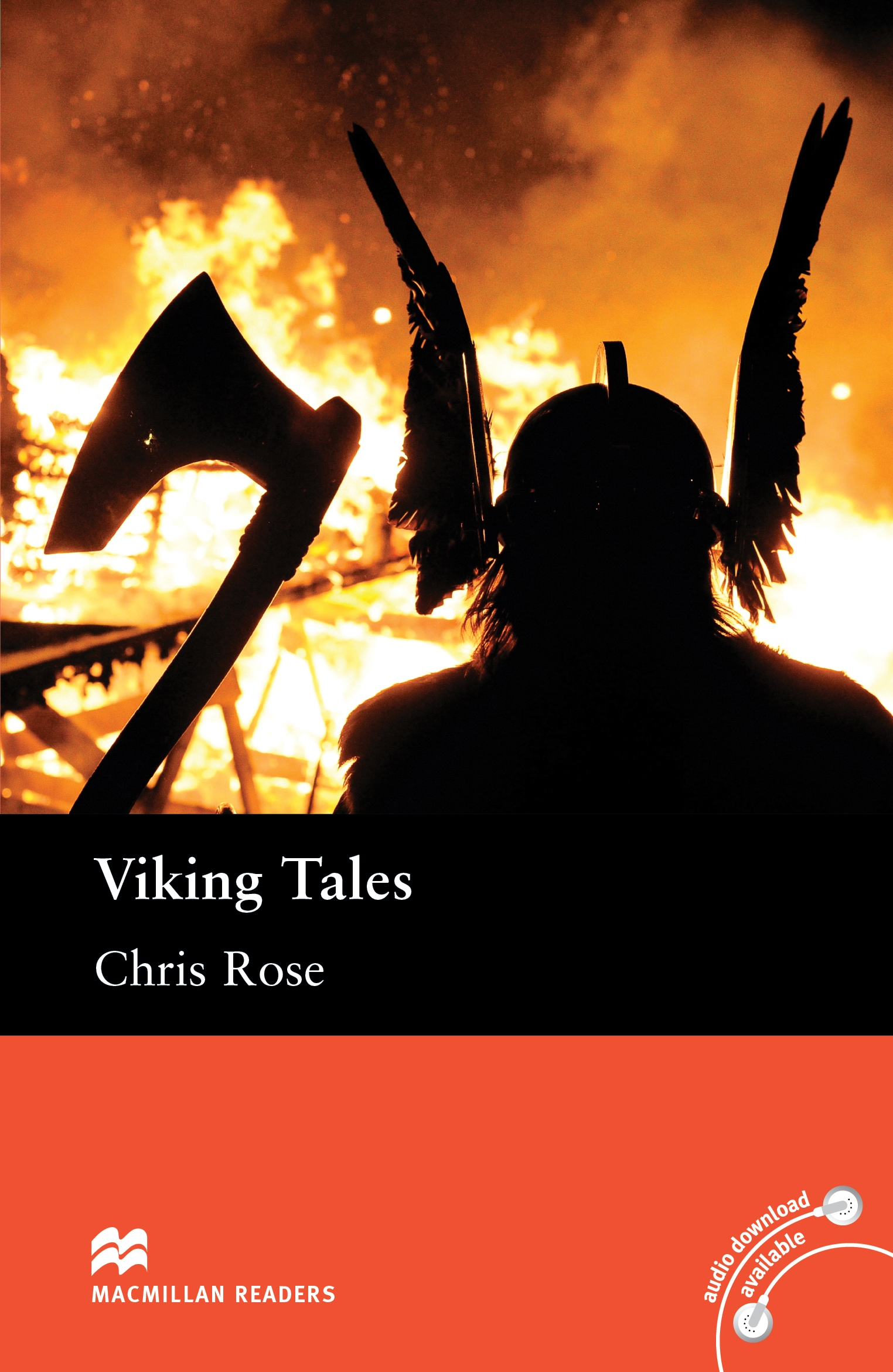 Macmillan Readers: Viking Tales without CD