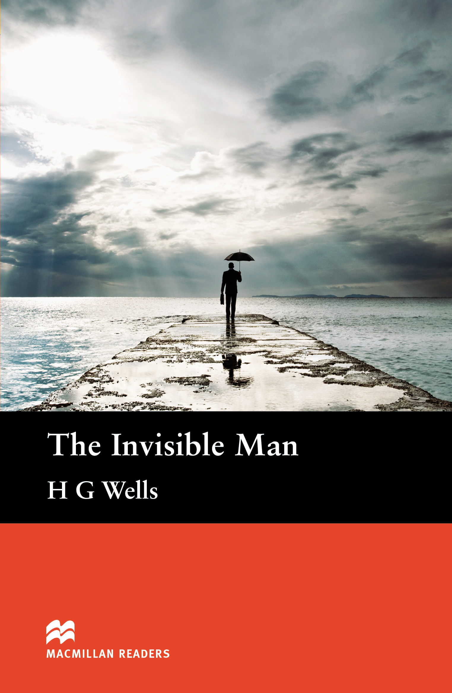 Macmillan Readers: The Invisible Man without CD
