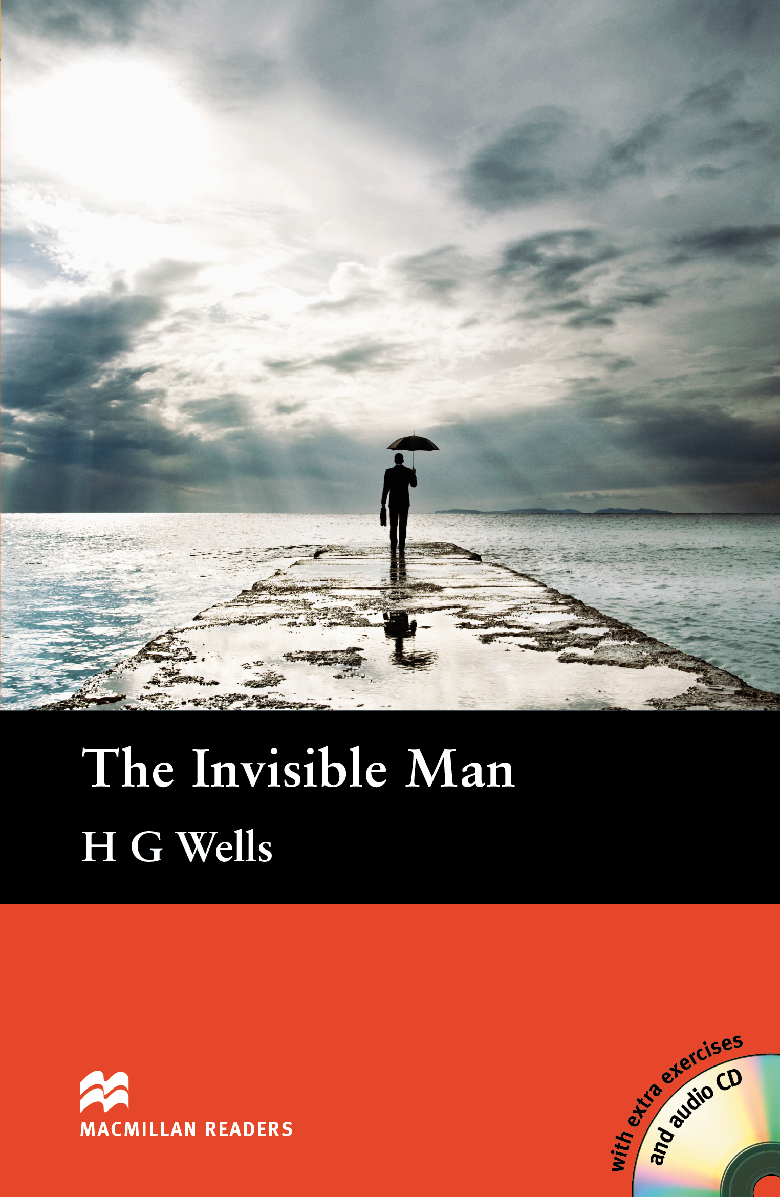 Macmillan Readers: The Invisible Man Pack