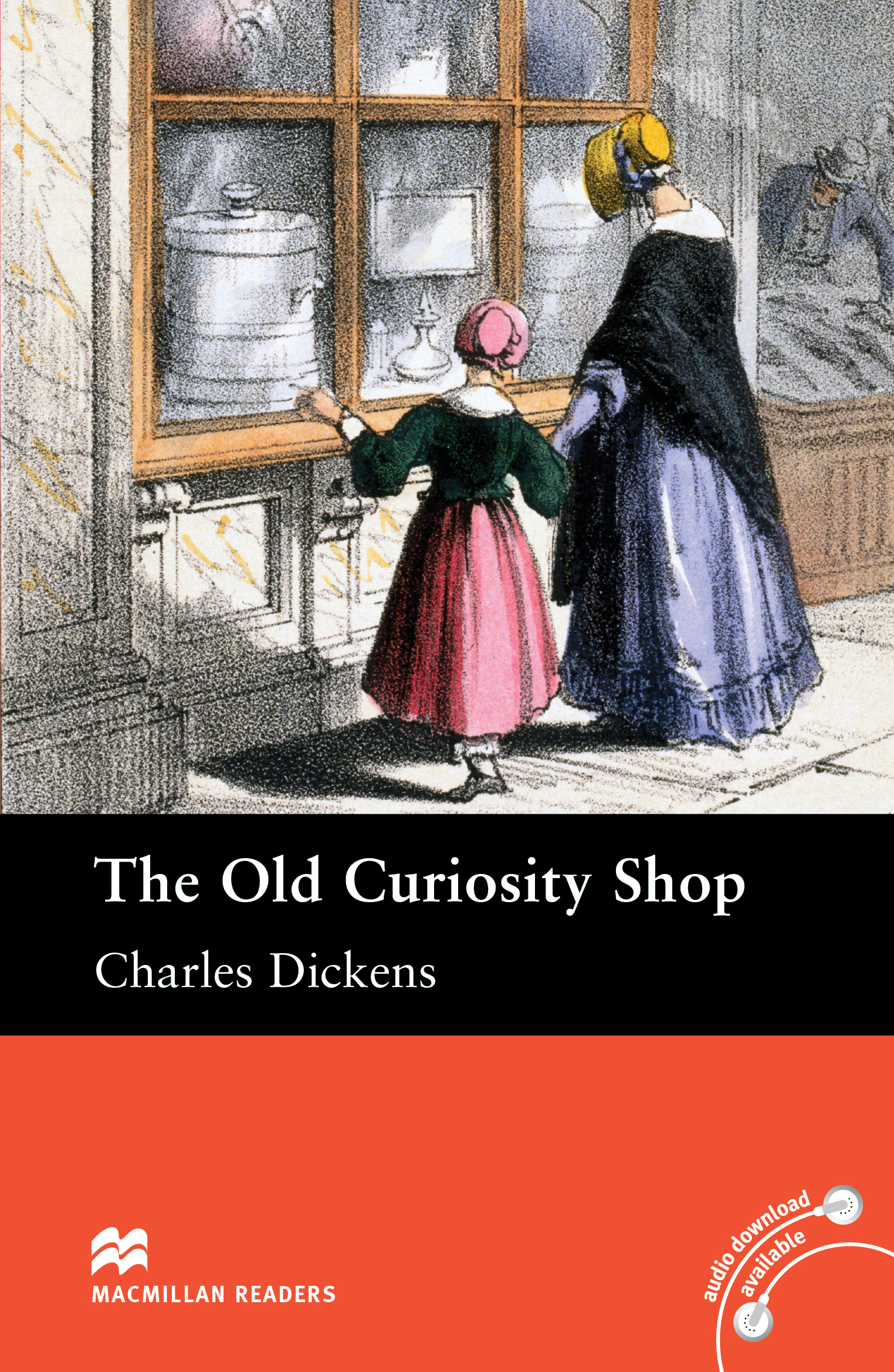 Macmillan Readers: The Old Curiosity Shop without CD