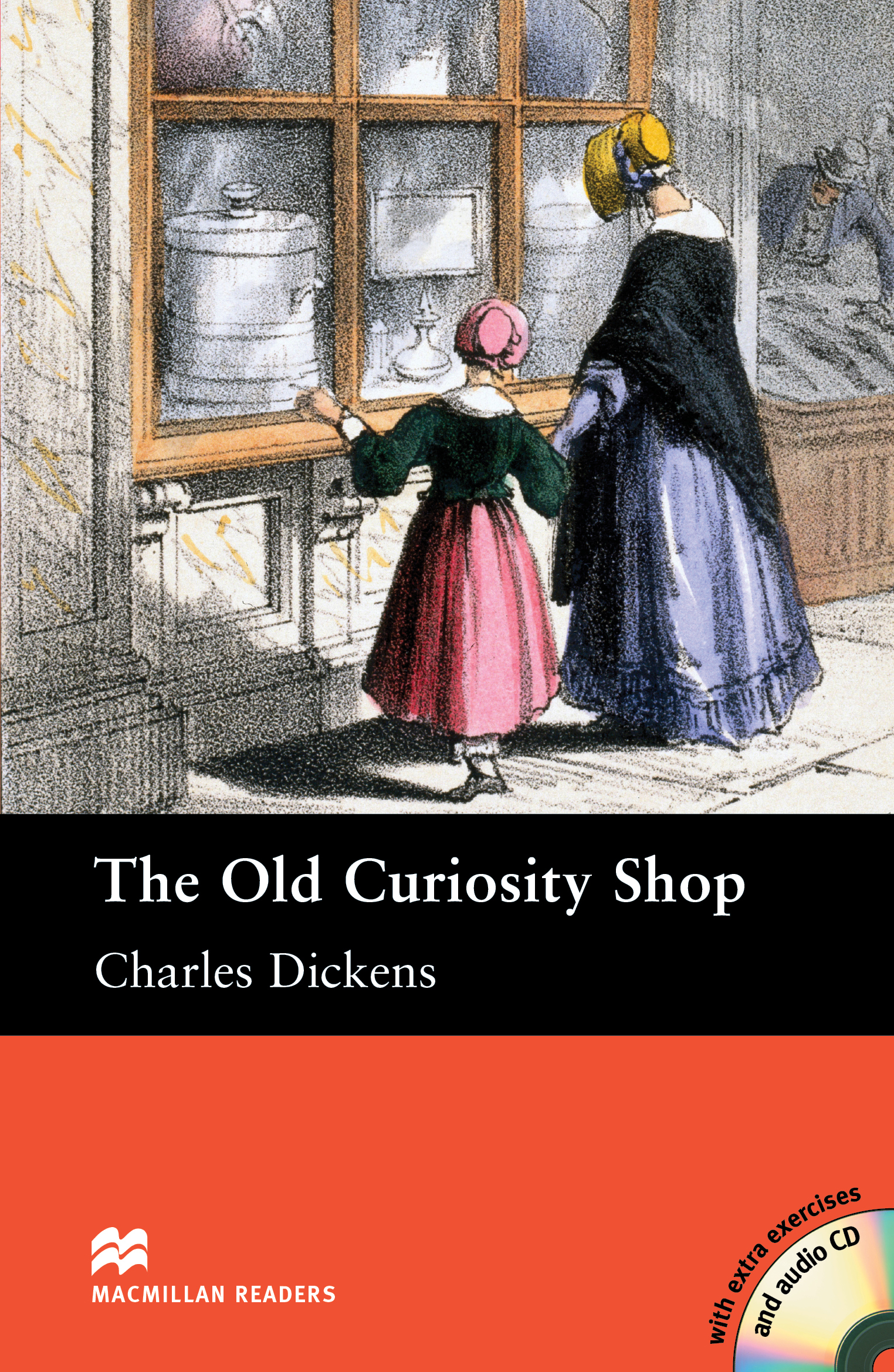 Macmillan Readers: The Old Curiosity Shop Pack