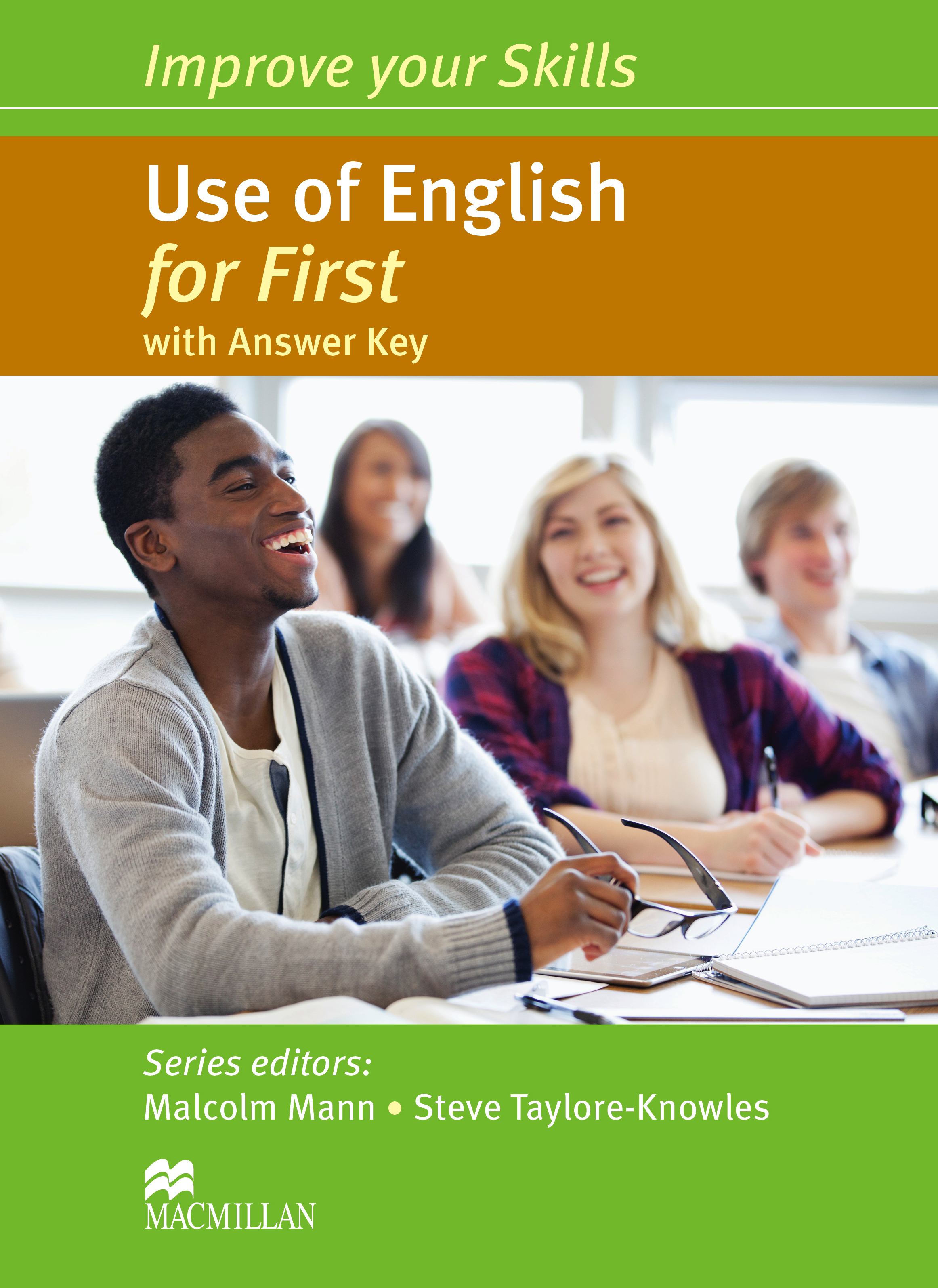 Improve your Skills: Use of English for First Student