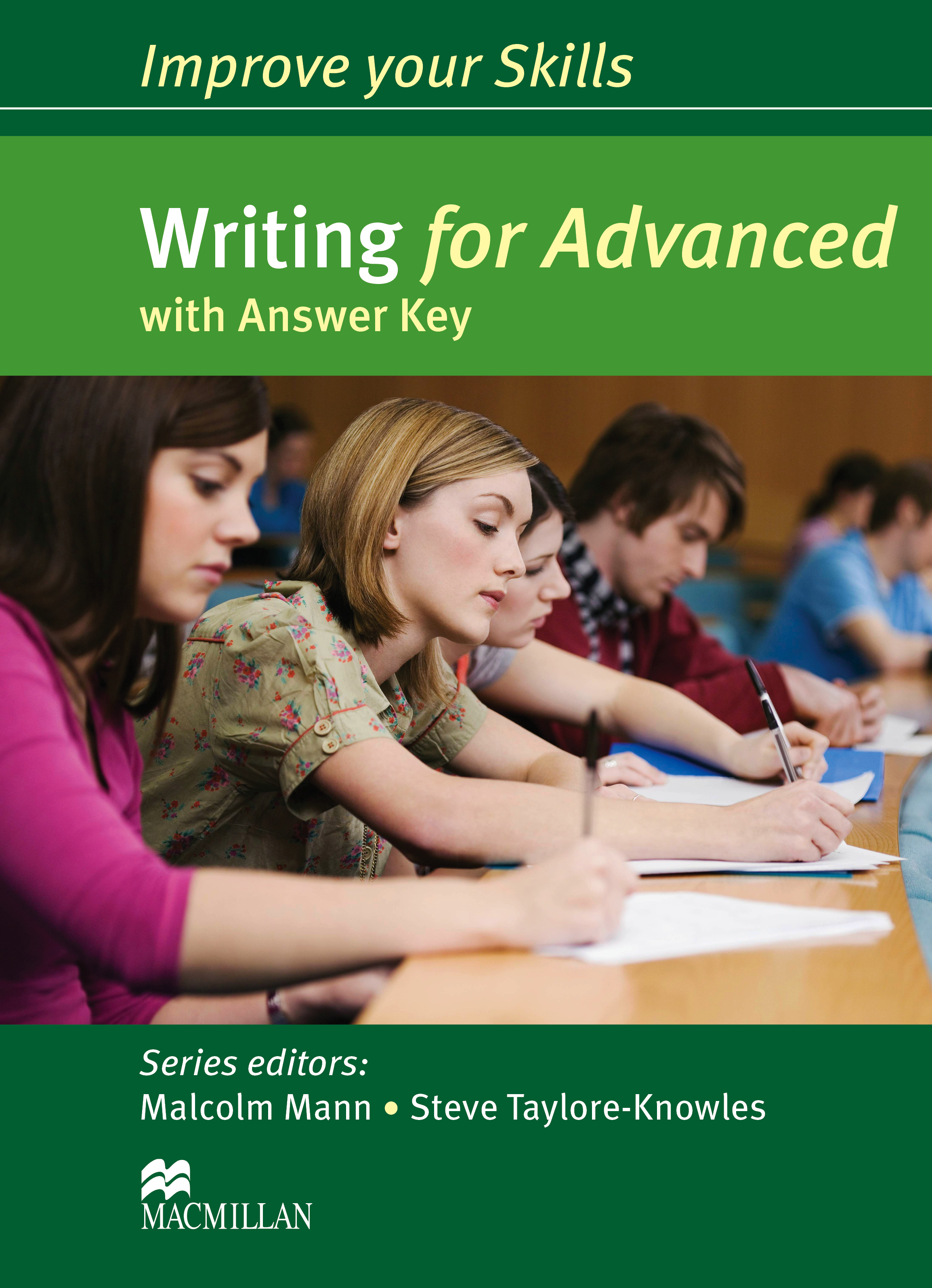 Improve your Skills: Writing for Advanced Student