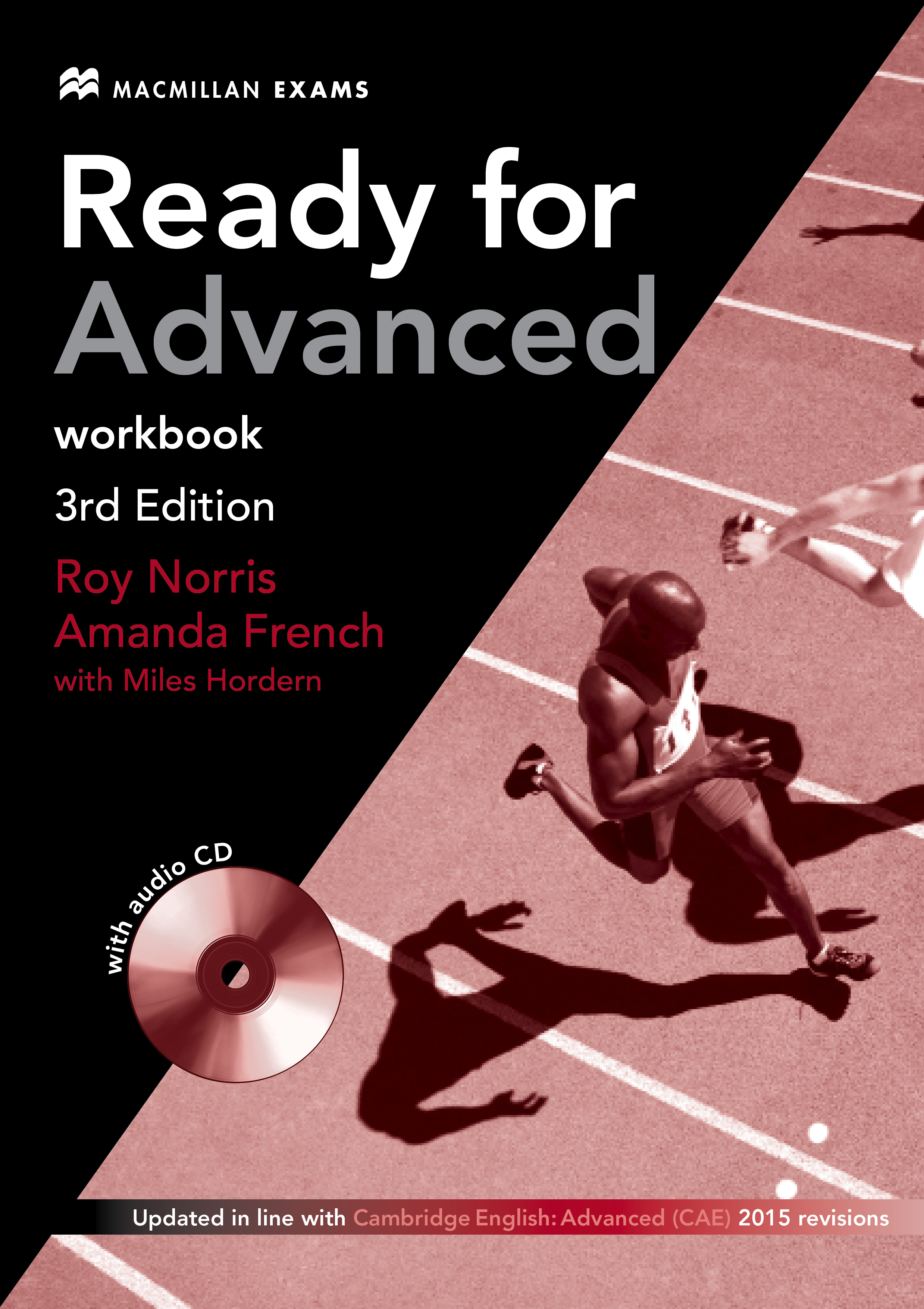 Ready for Advanced 3rd edition Workbook without key Pack