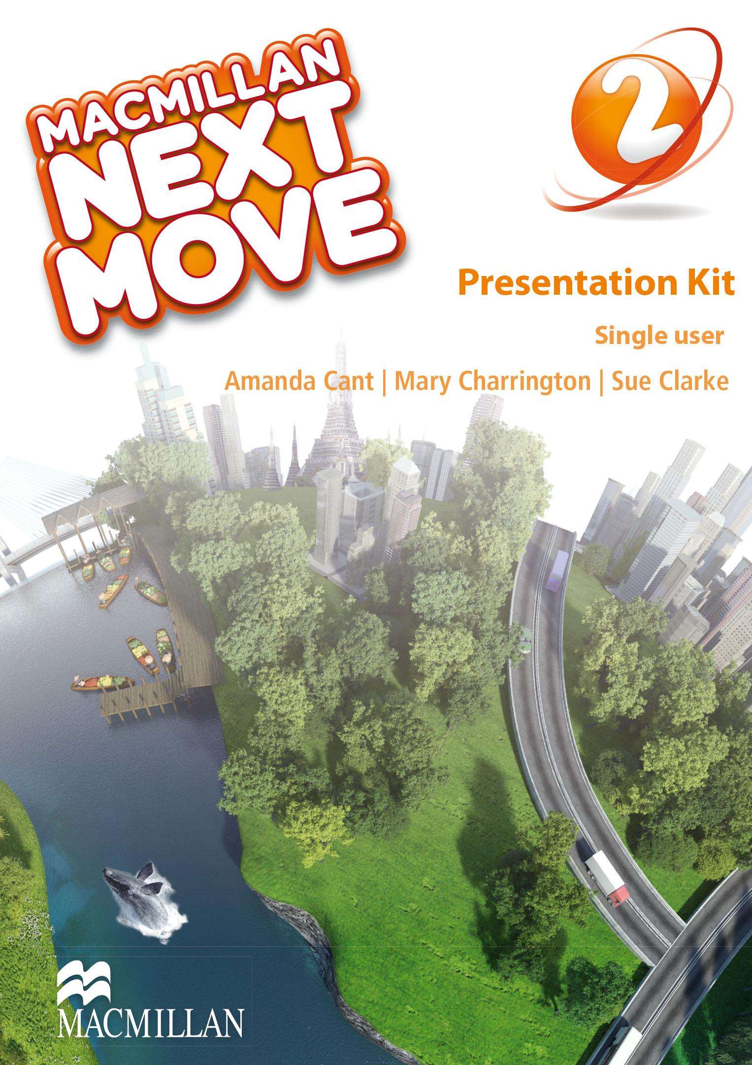 Macmillan Next Move Level 2 Presentation Kit