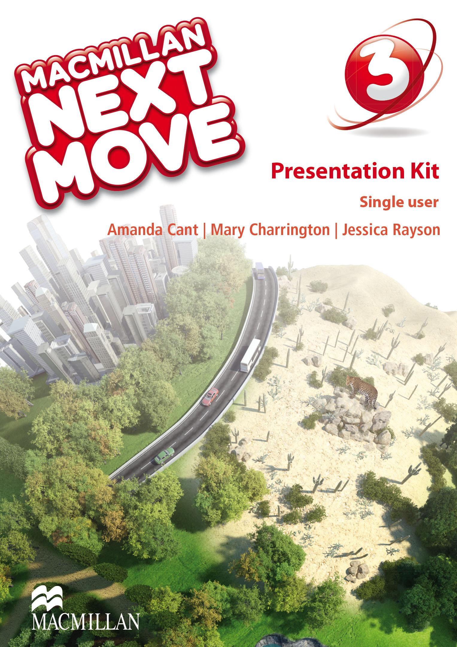 Macmillan Next Move Level 3 Presentation Kit