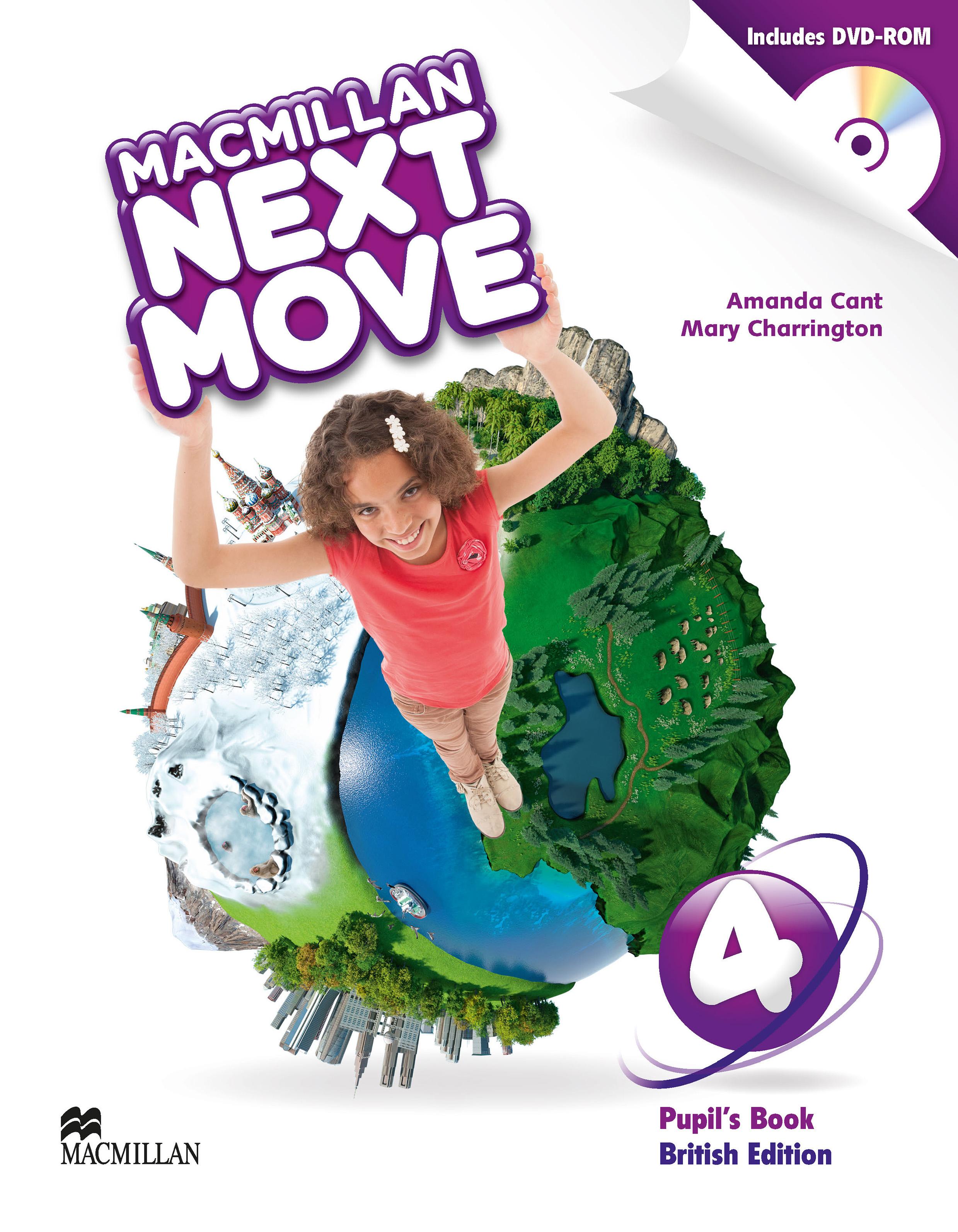 Macmillan Next Move Level 4 Pupil