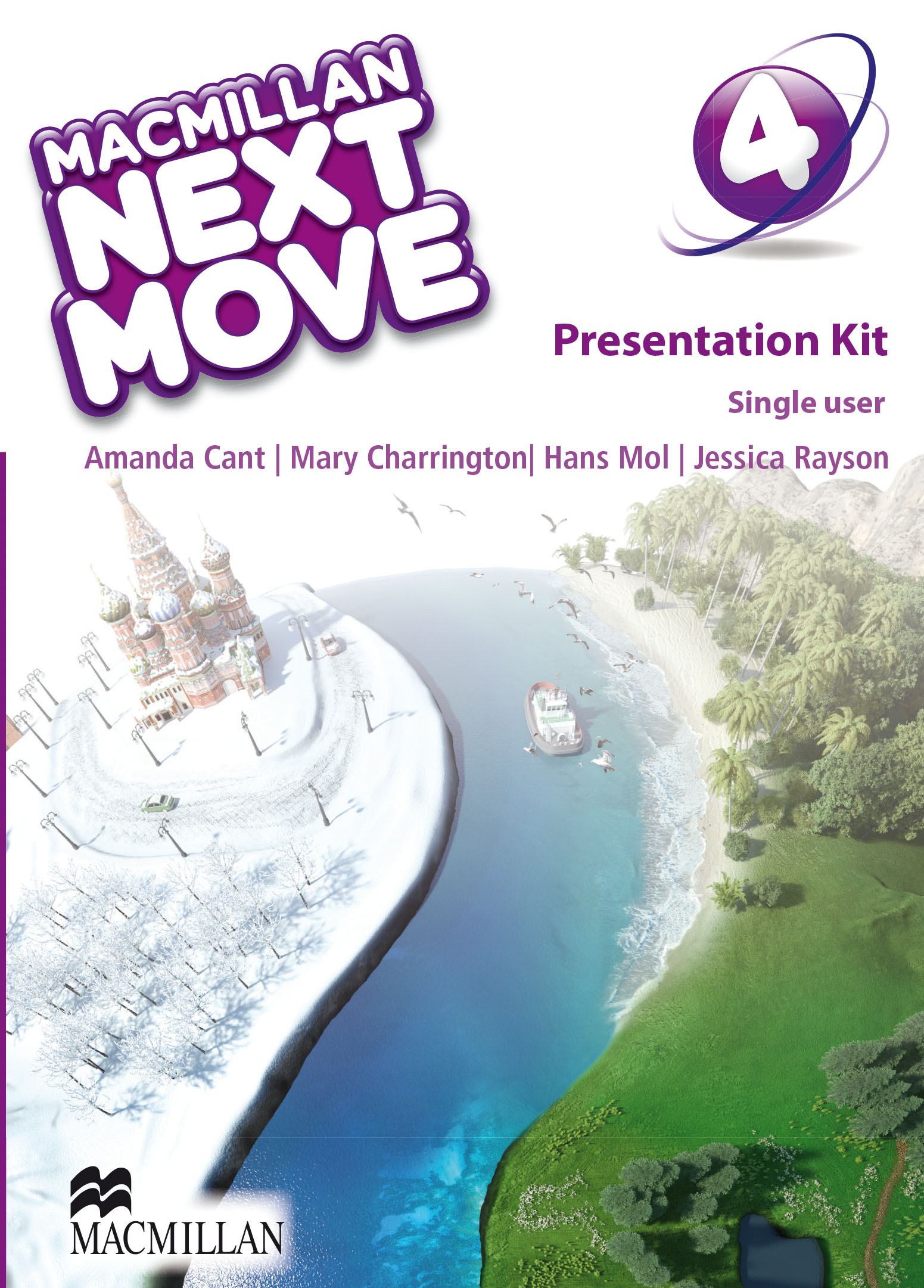 Macmillan Next Move Level 4 Presentation Kit