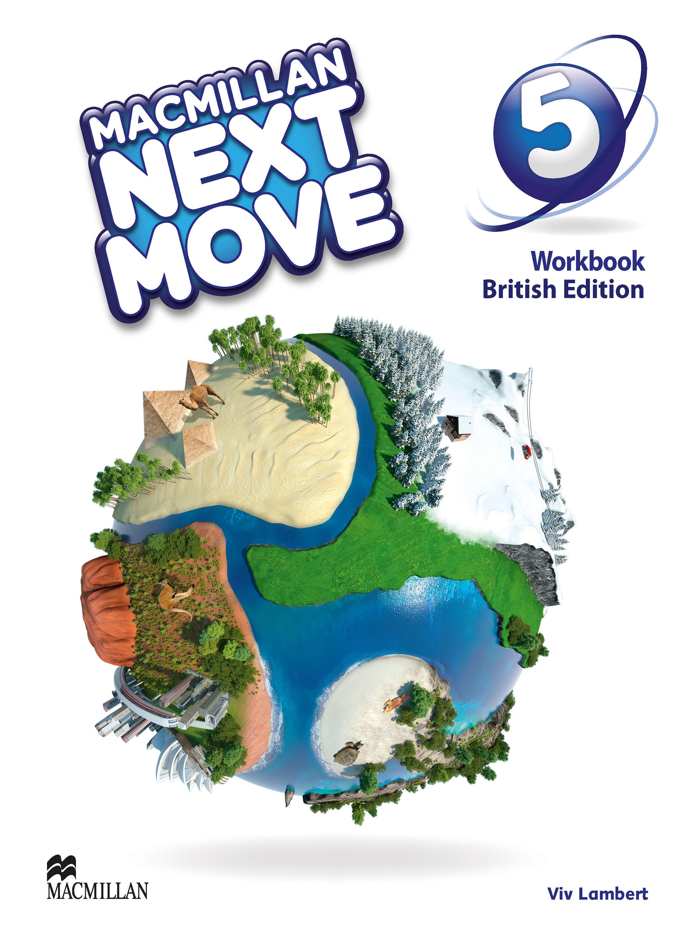 Macmillan Next Move Level 5 Workbook