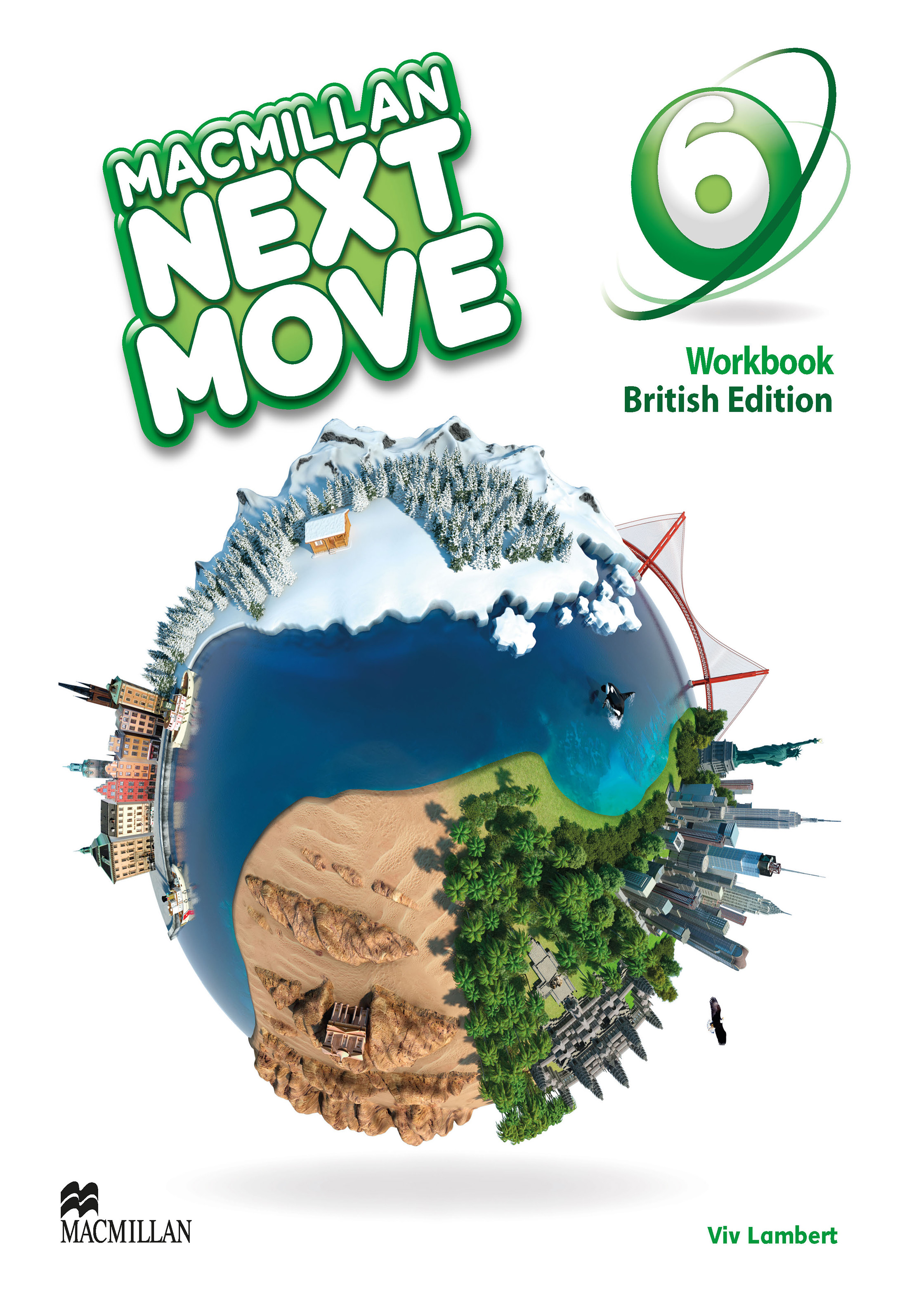 Macmillan Next Move Level 6 Workbook