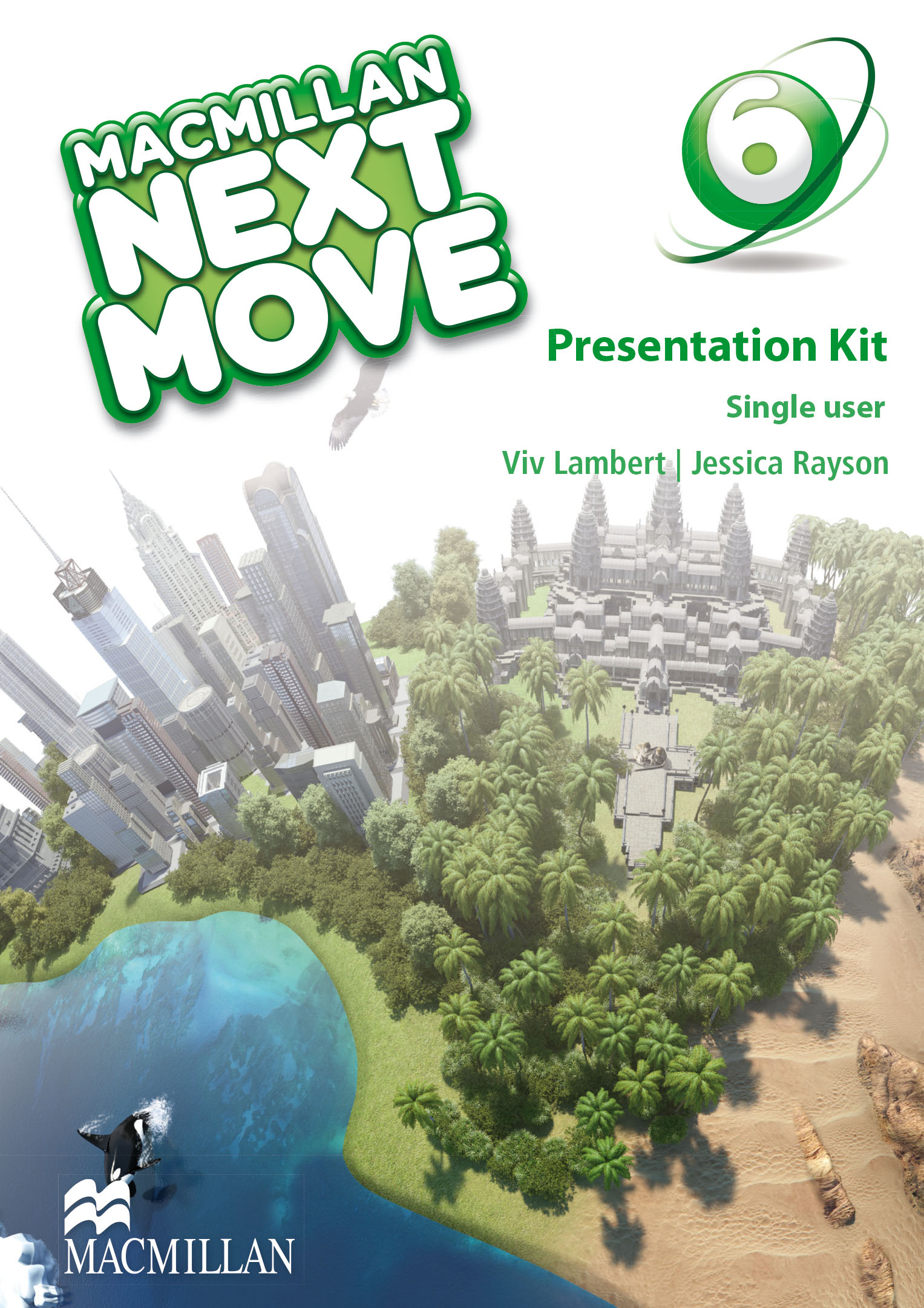Macmillan Next Move Level 6 Presentation Kit