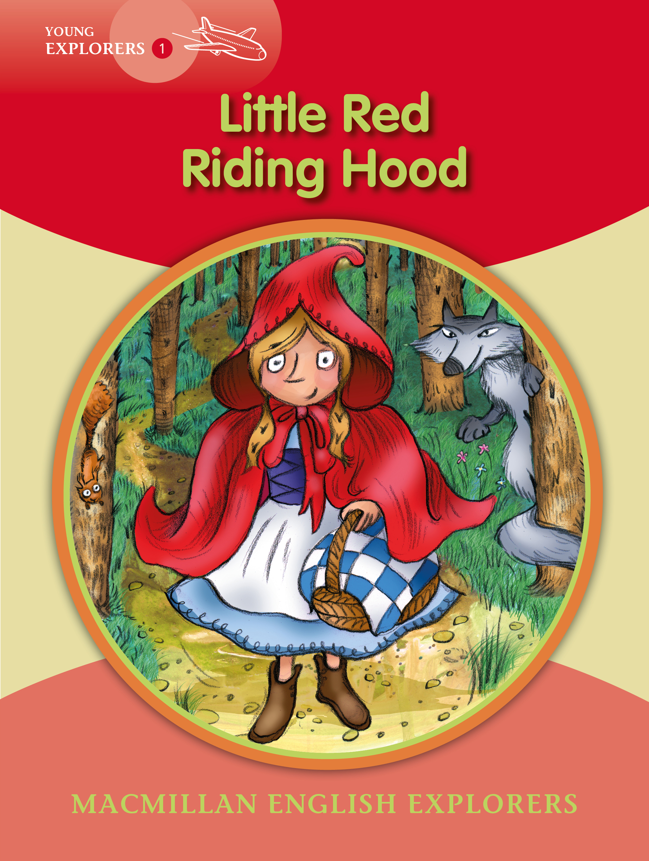 Young Explorers 1: Red Riding Hood