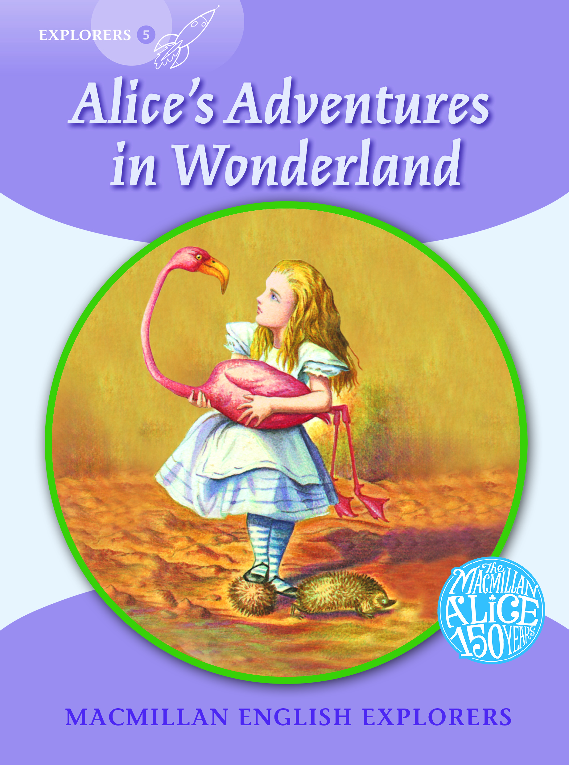 English Explorers 5: Alice
