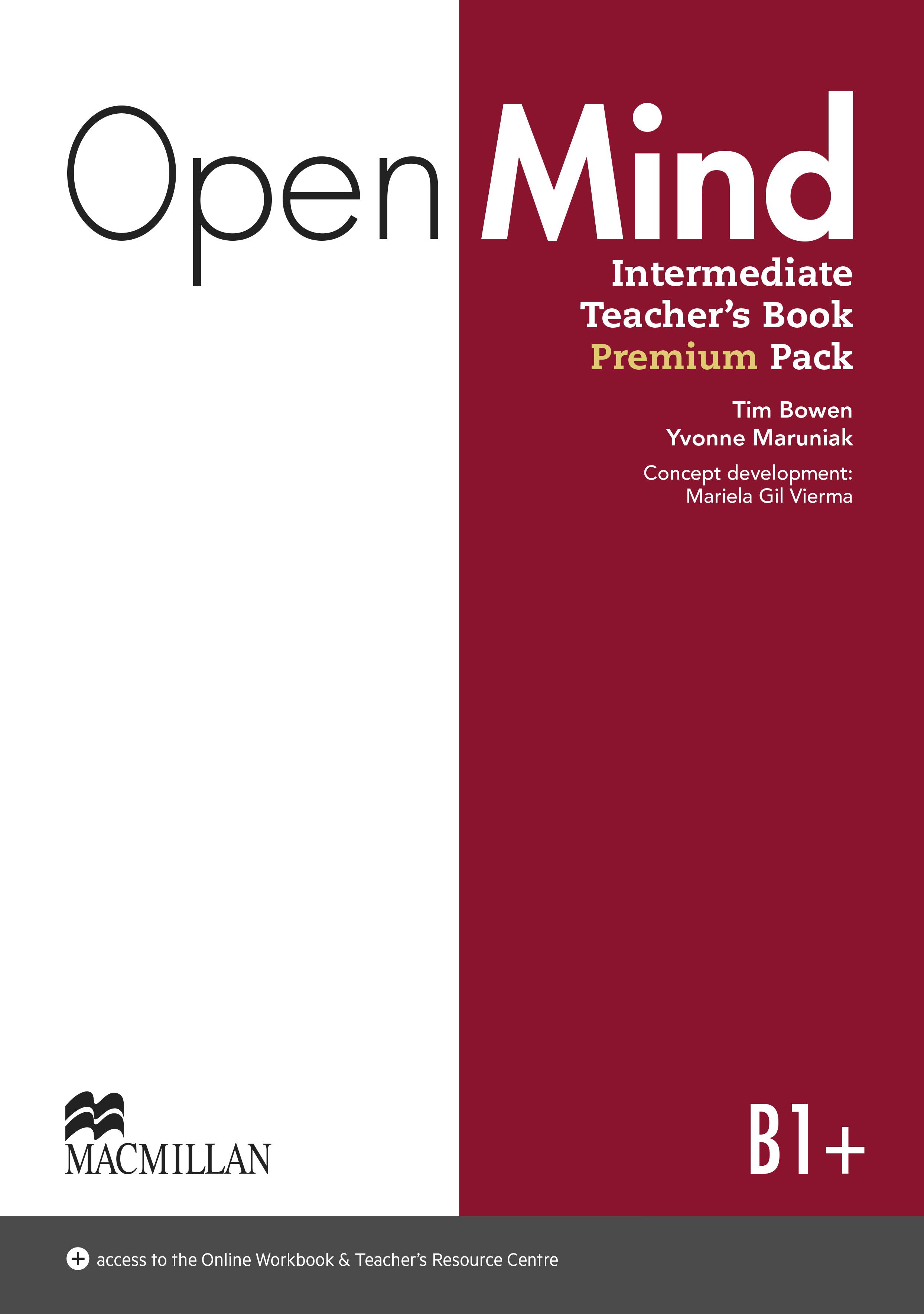 Open Mind Intermediate Teacher