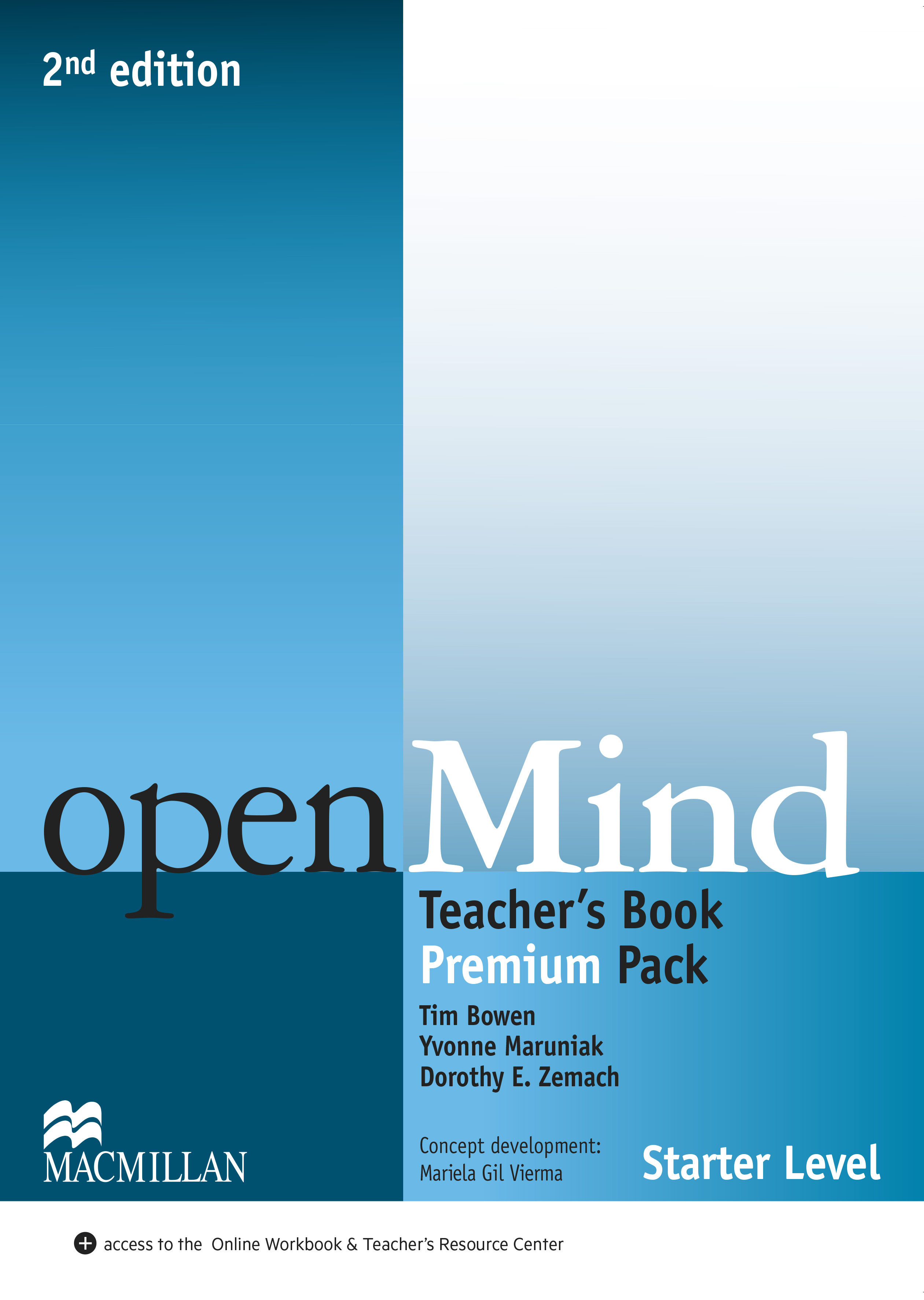 openMind 2nd Edition Starter Level Teacher
