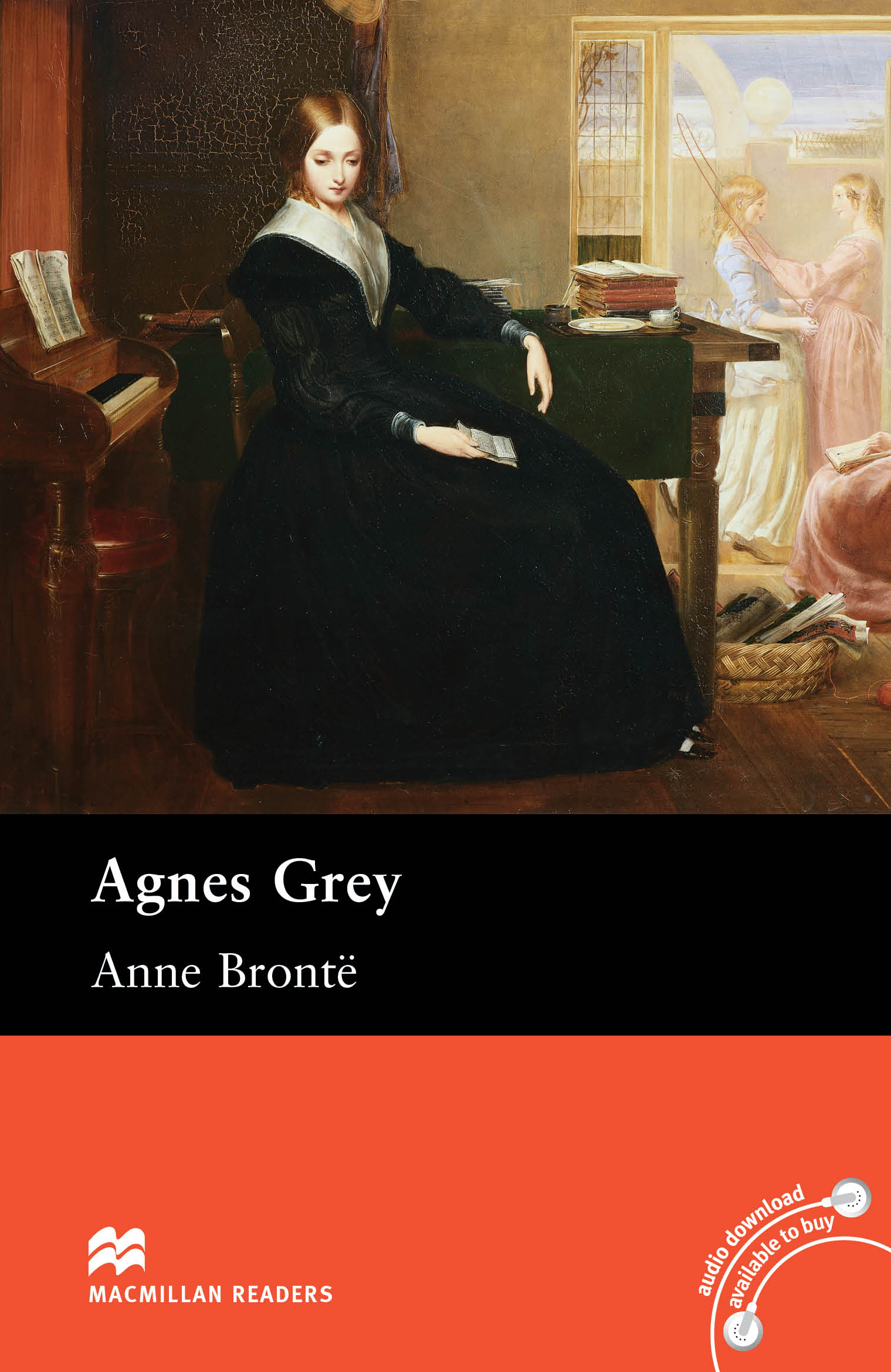 Macmillan Readers: Agnes Grey without CD
