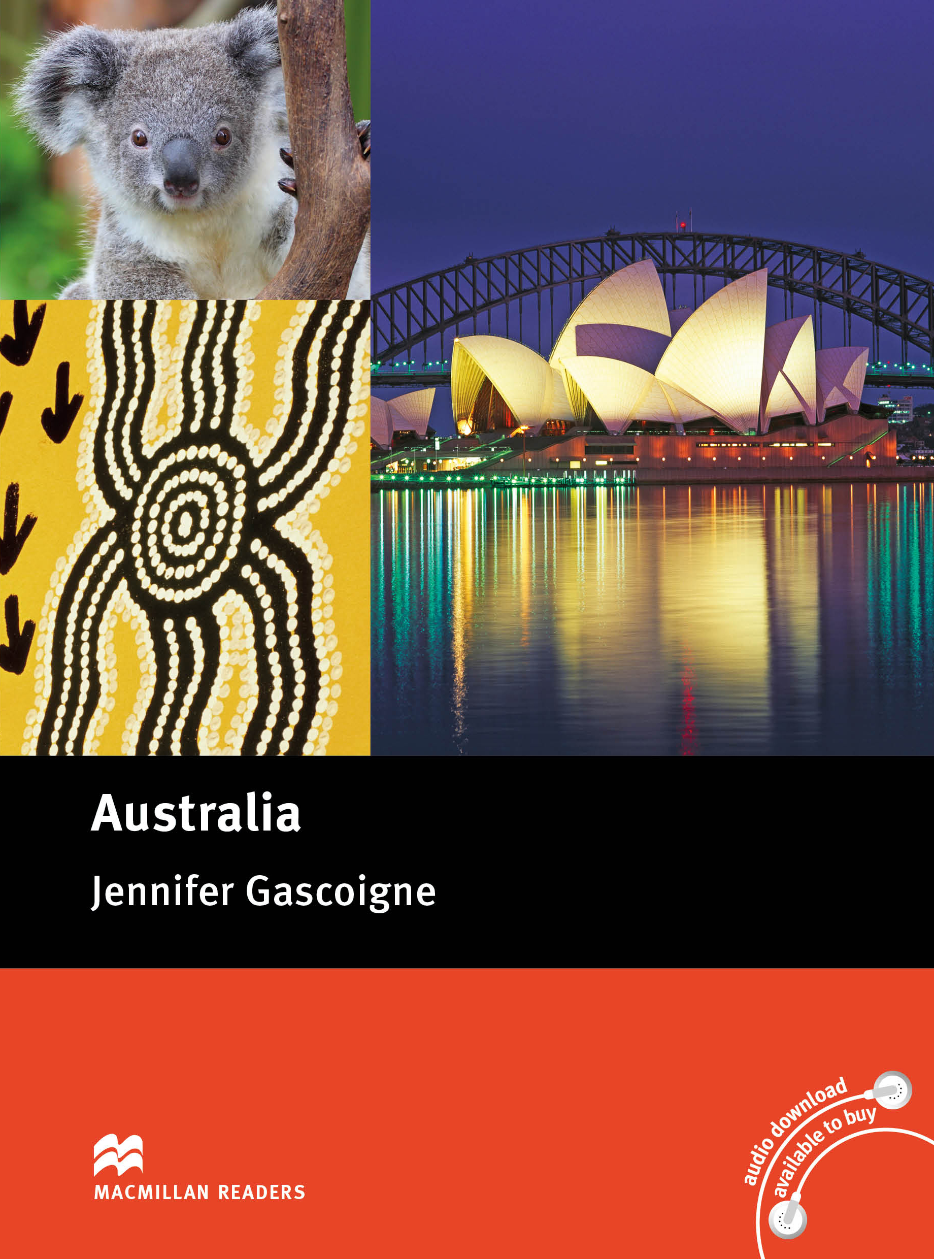 Macmillan Cultural Readers: Australia without CD