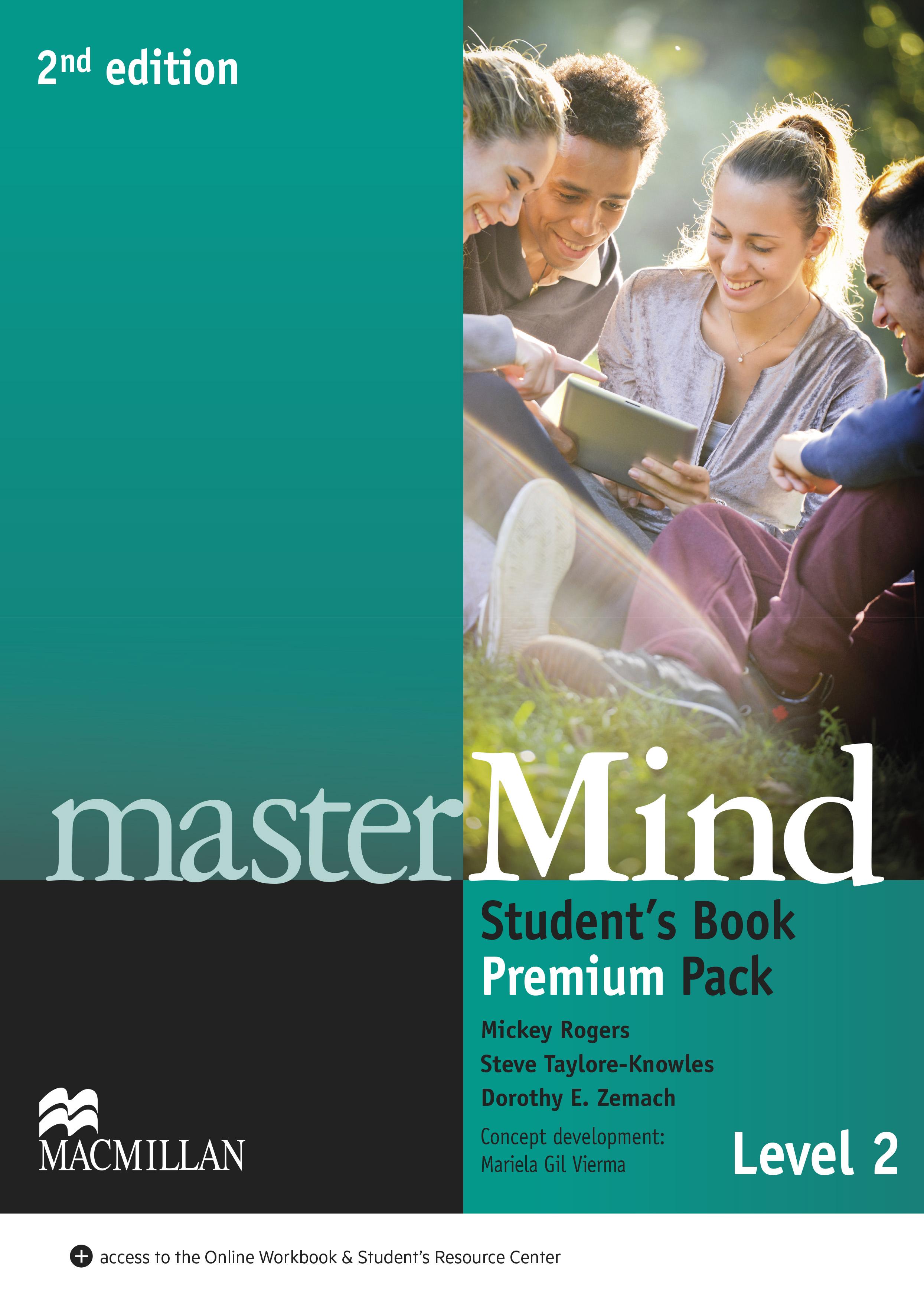 masterMind 2nd Edition Level 2 Student