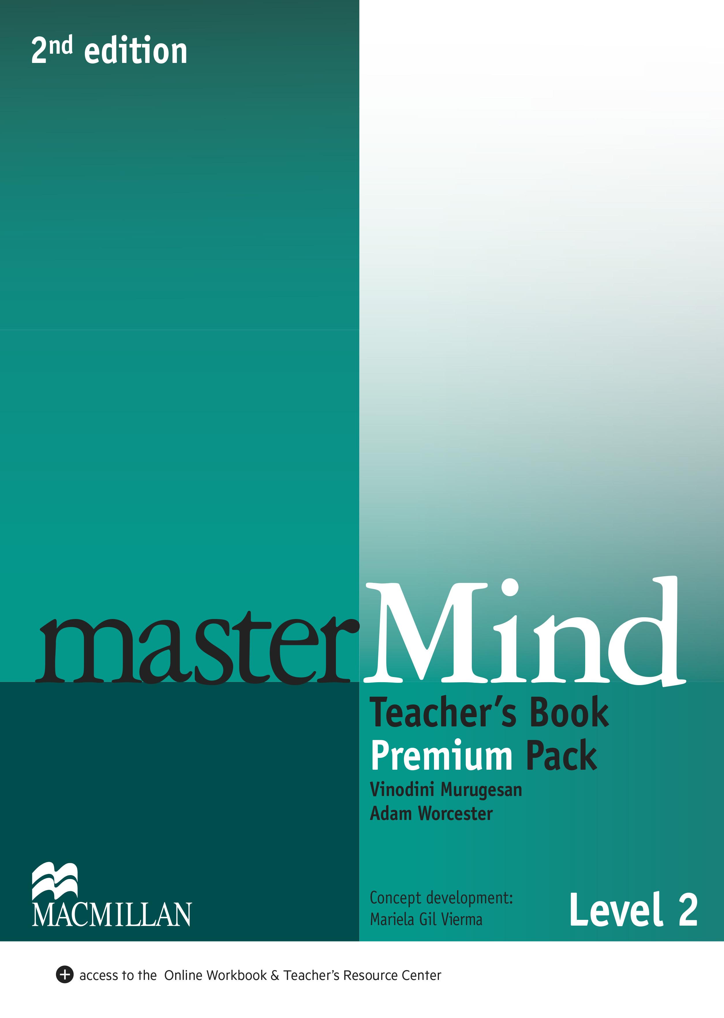 masterMind 2nd Edition Level 2 Teacher