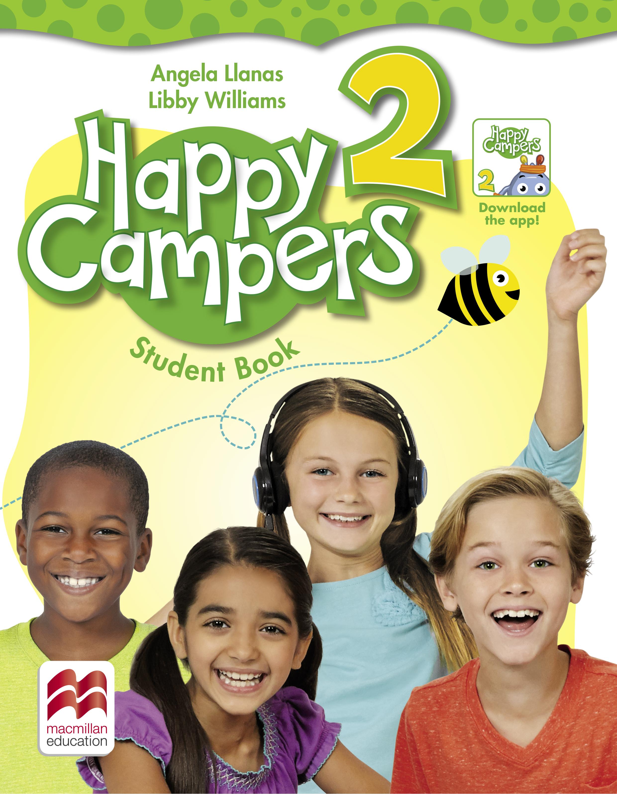 Happy Campers Level 2 Student Flipbook