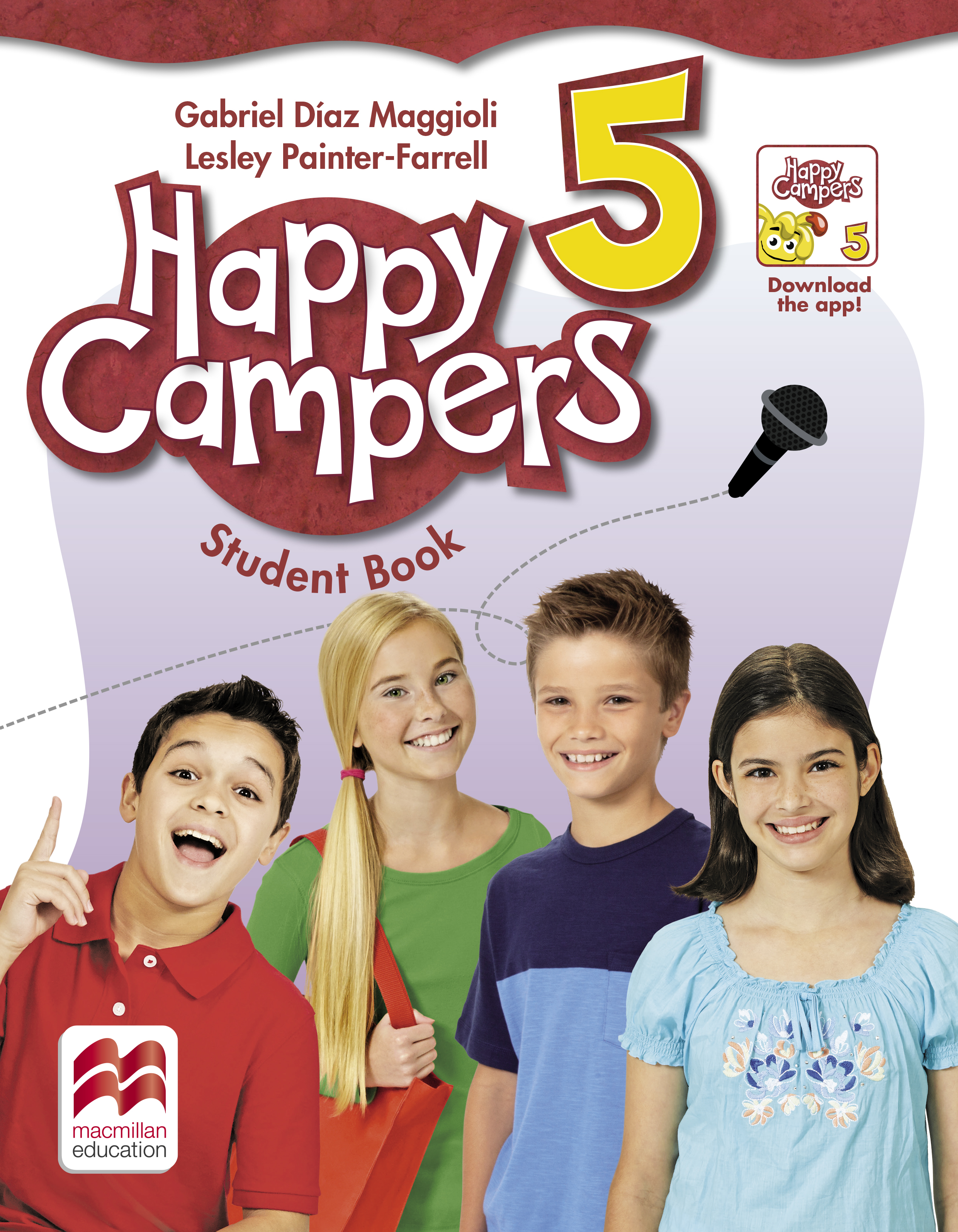 Happy Campers Level 5 Student Flipbook