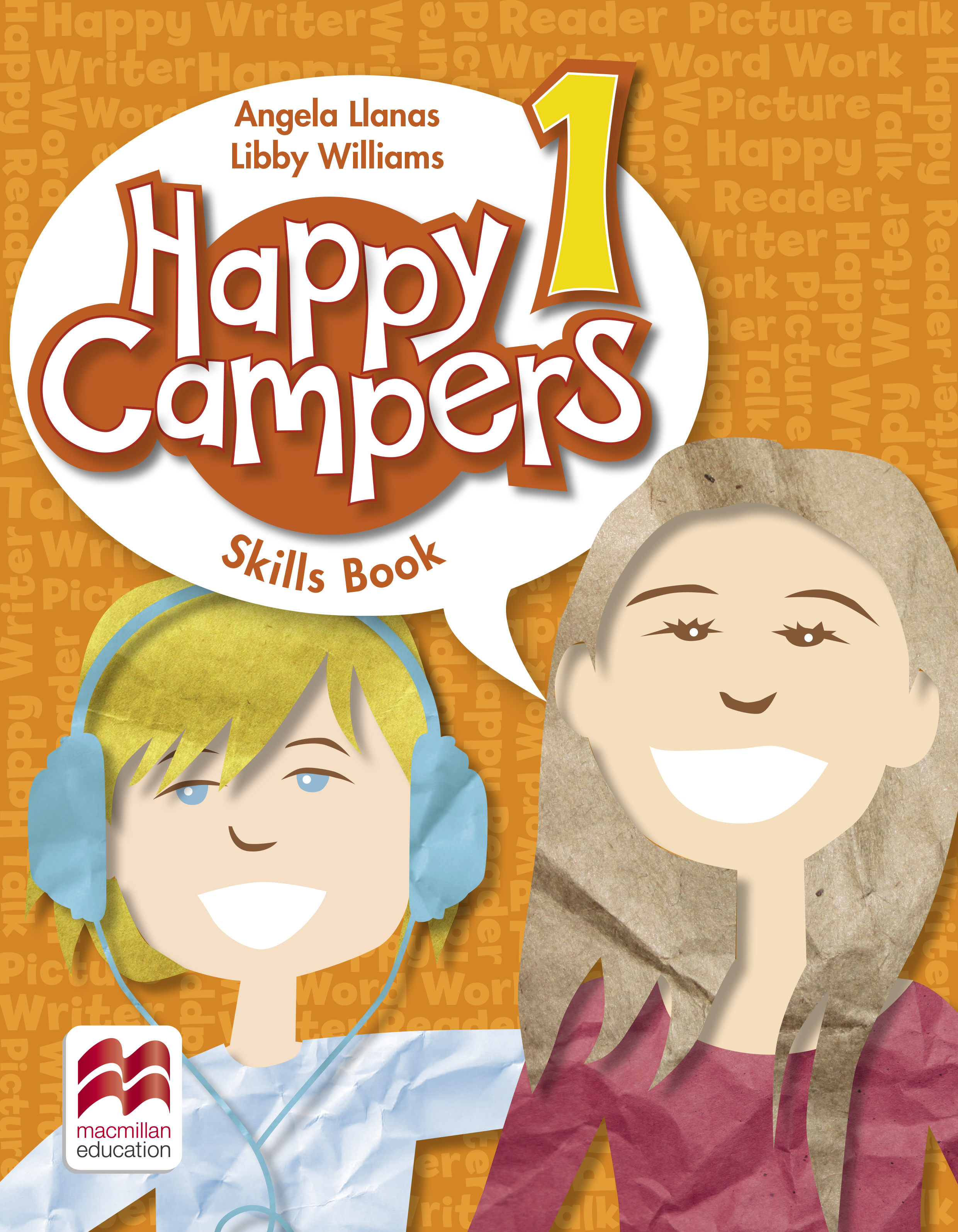 Happy Campers Level 1 Skills Book