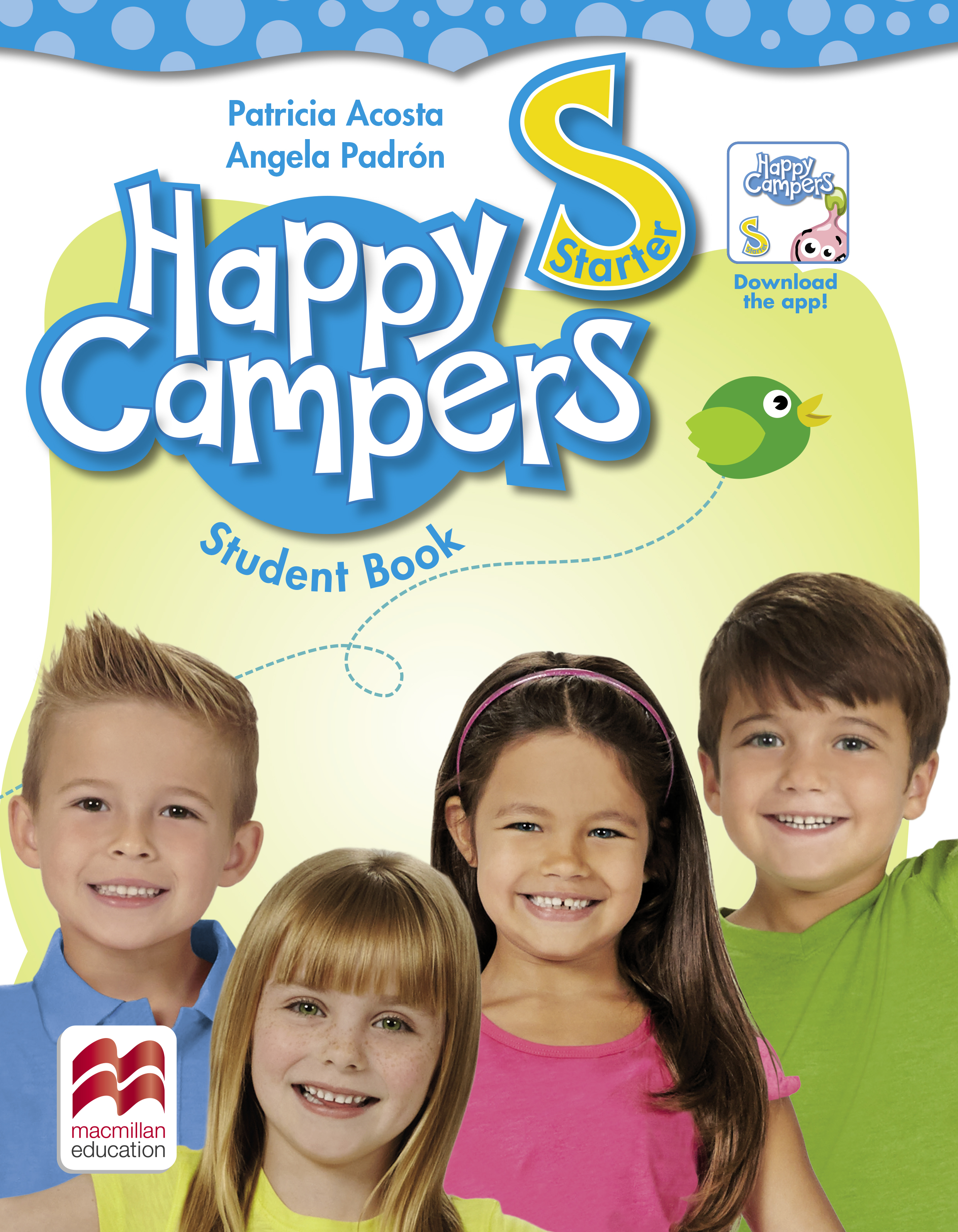 Happy Campers Starter Level Student Flipbook
