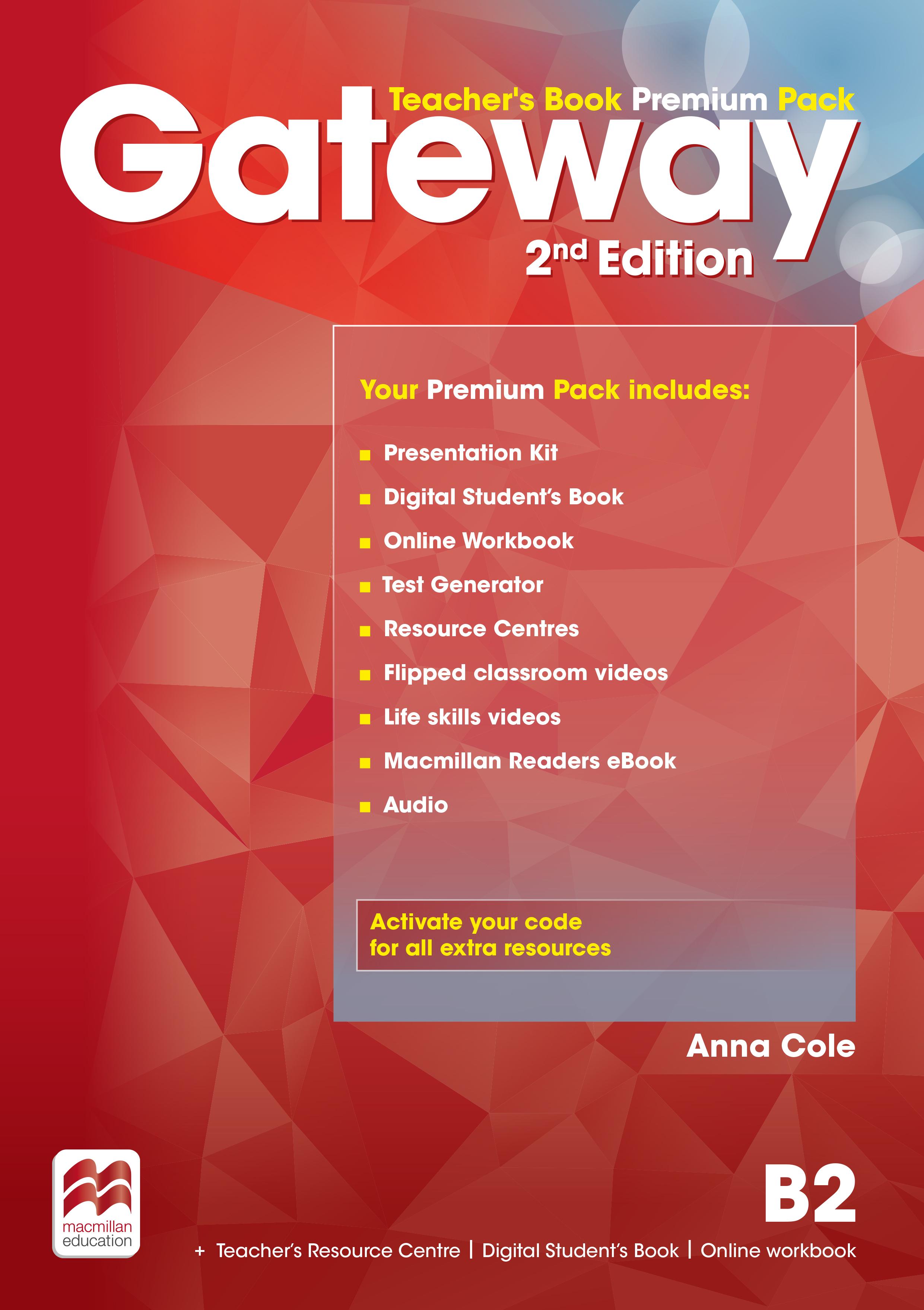 Gateway 2nd Edition B2 Teacher