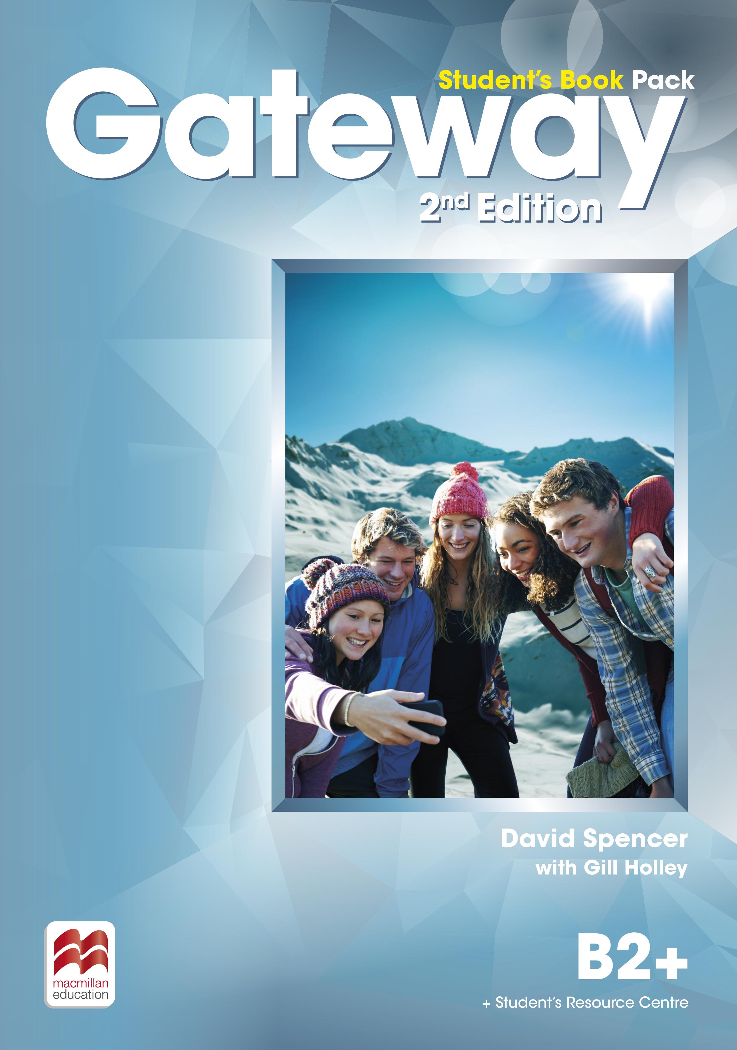 Gateway 2nd Edition B2+ Student